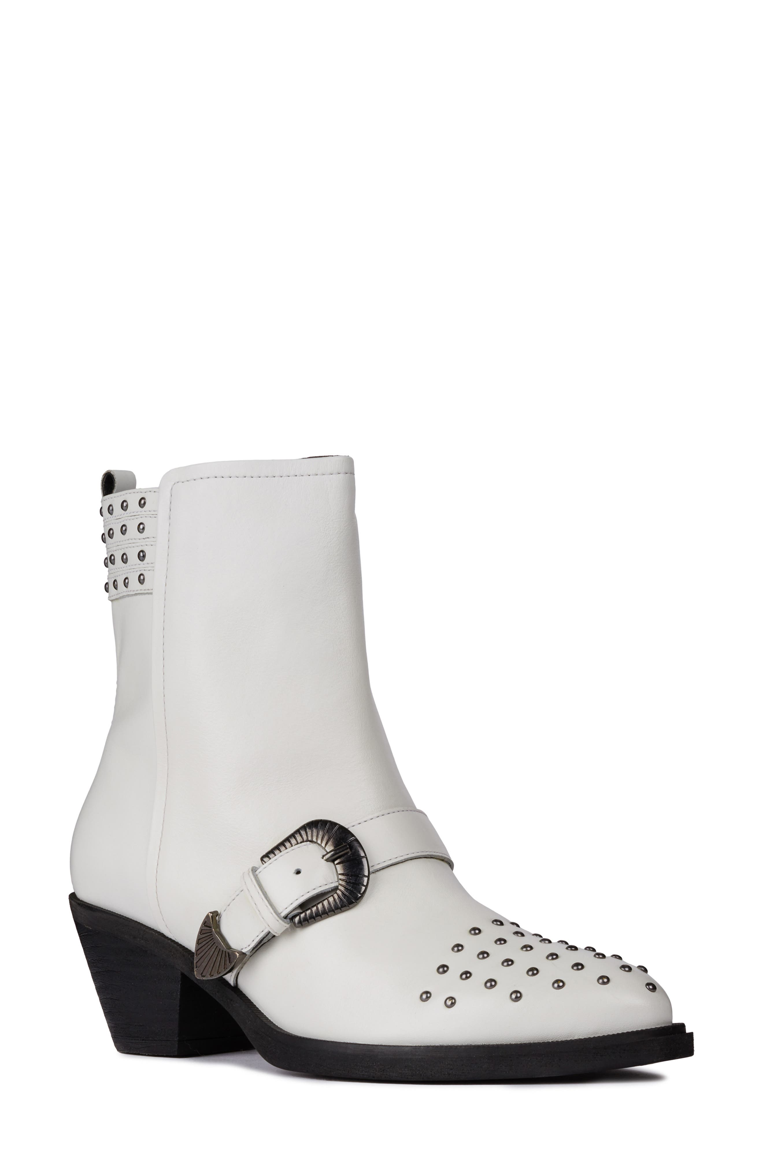 Geox Lovai Bootie, White