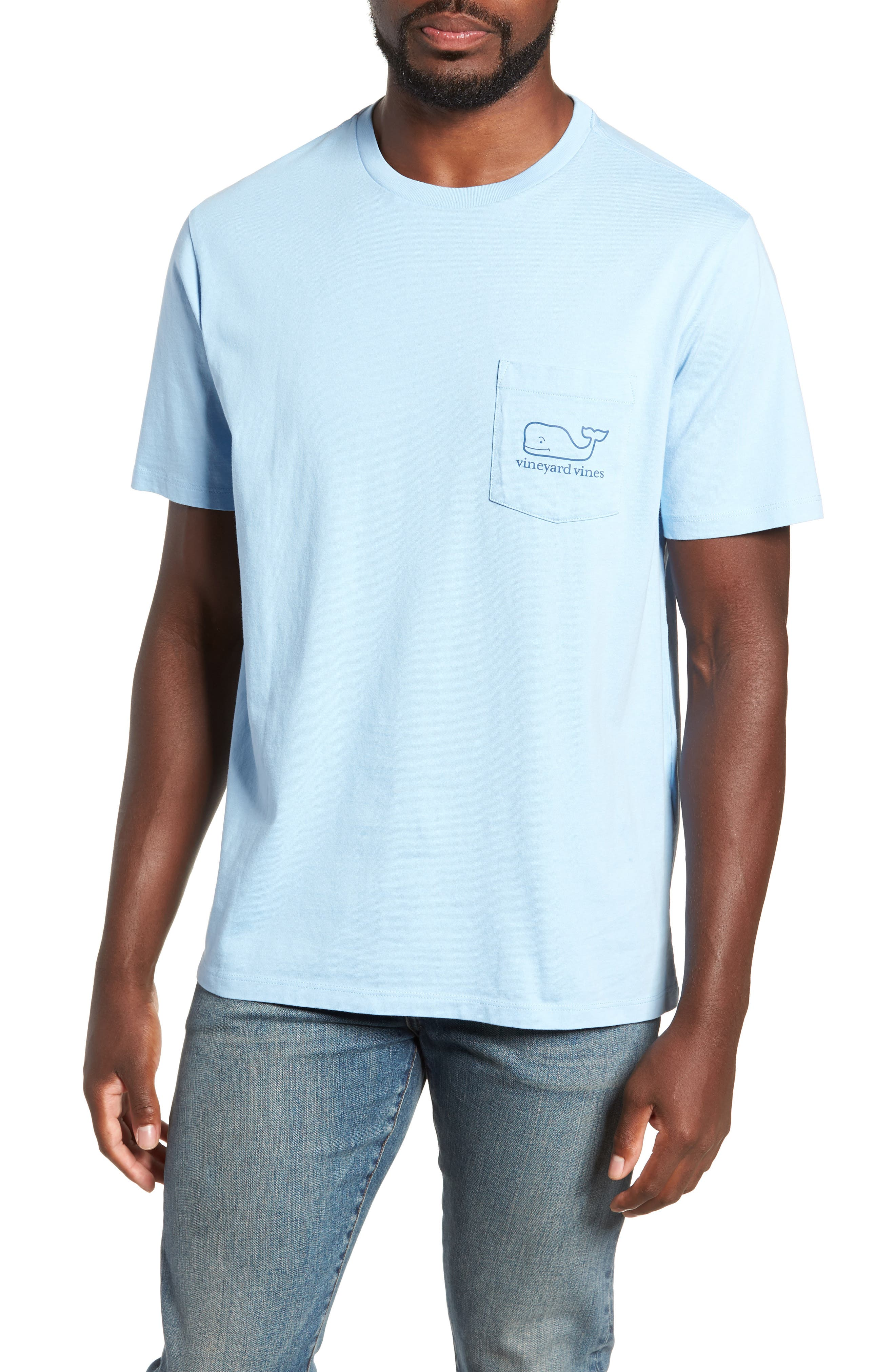 Rowers Pocket T-Shirt,                         Main,                         color, 456
