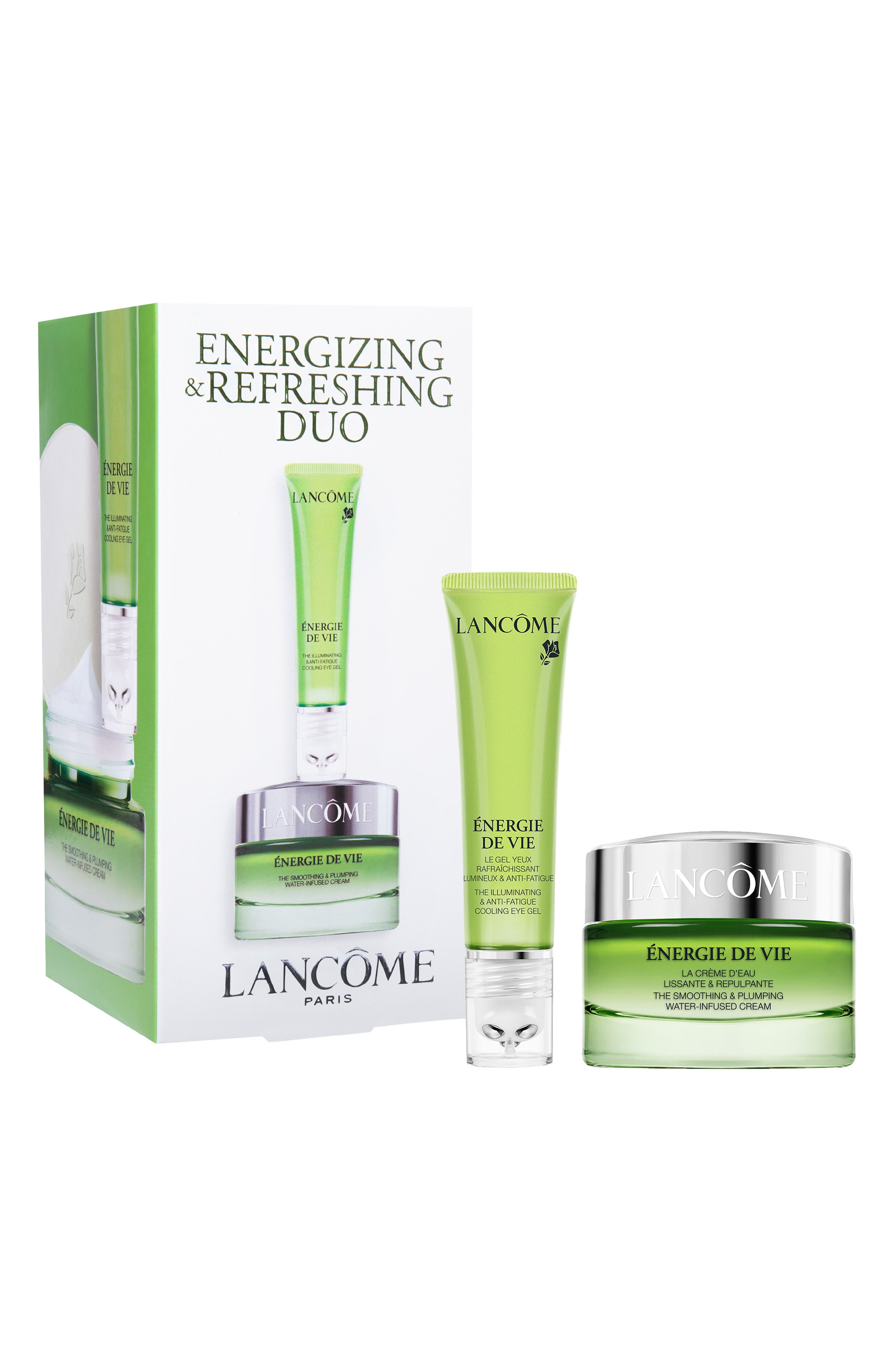 Énergie De Vie Energizing and Refreshing Duo,                             Main thumbnail 1, color,                             000