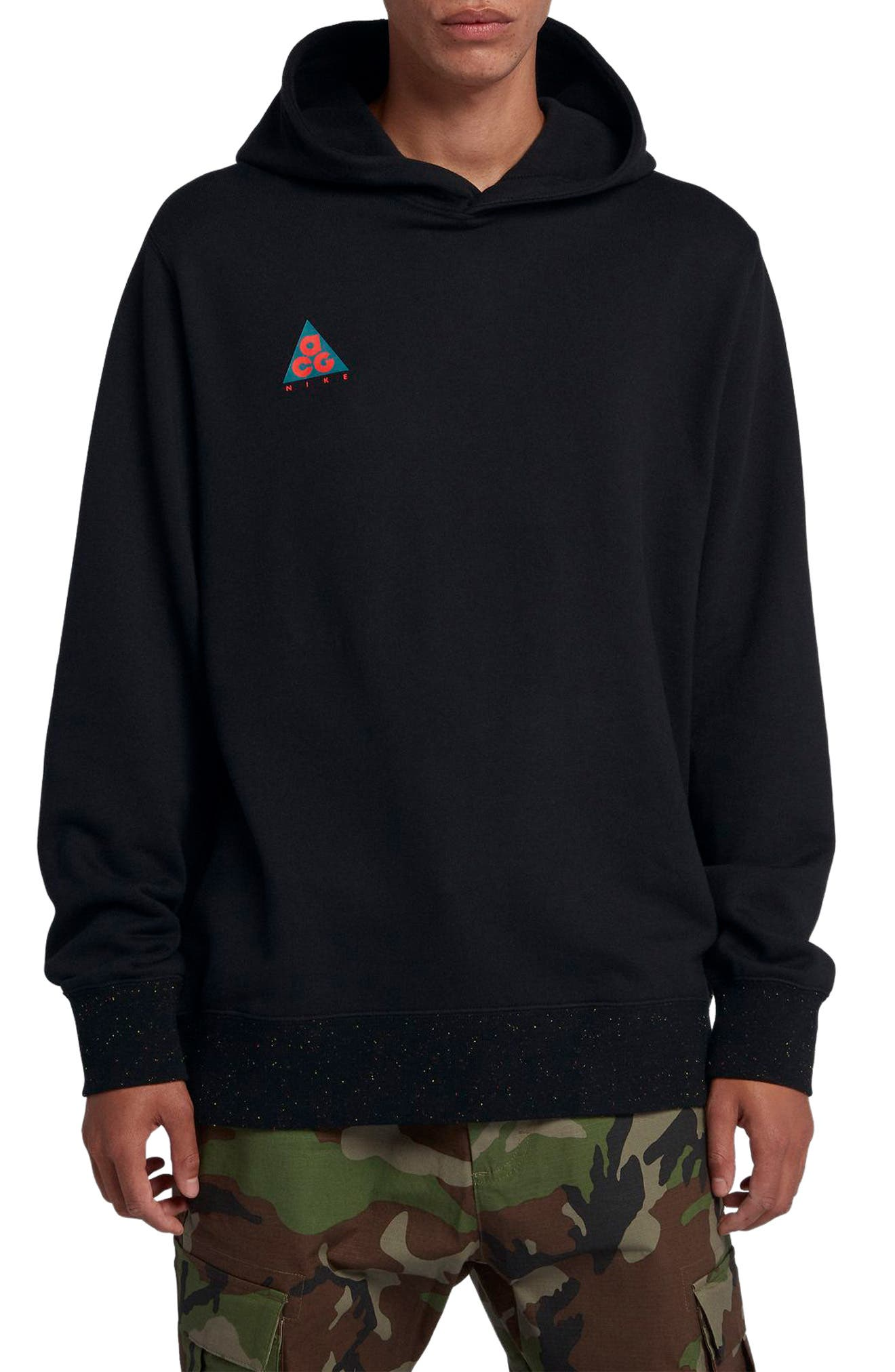 Sportswear ACG Pullover Hoodie,                             Main thumbnail 1, color,                             010