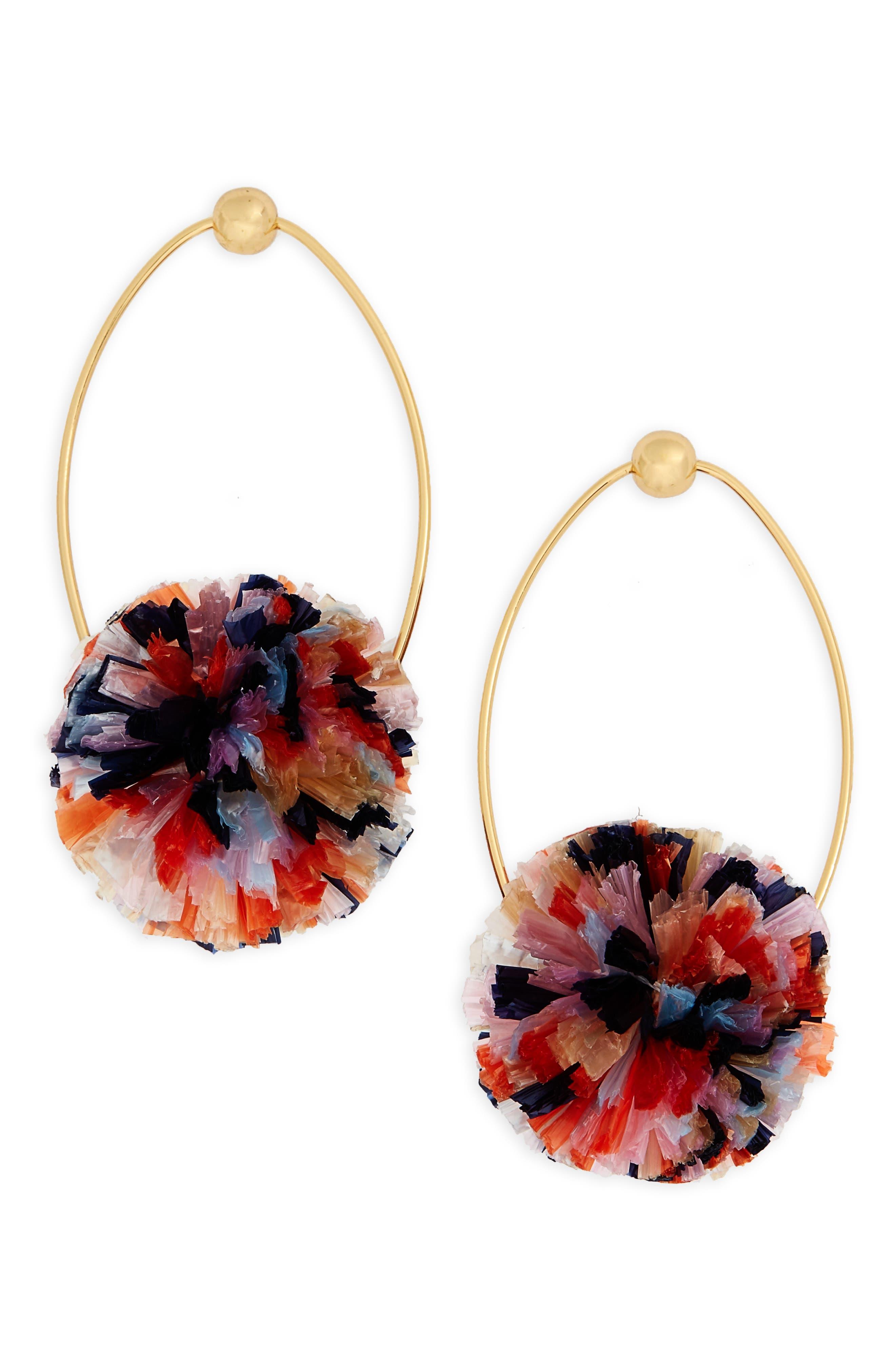 Dandy Drop Earrings,                             Main thumbnail 5, color,