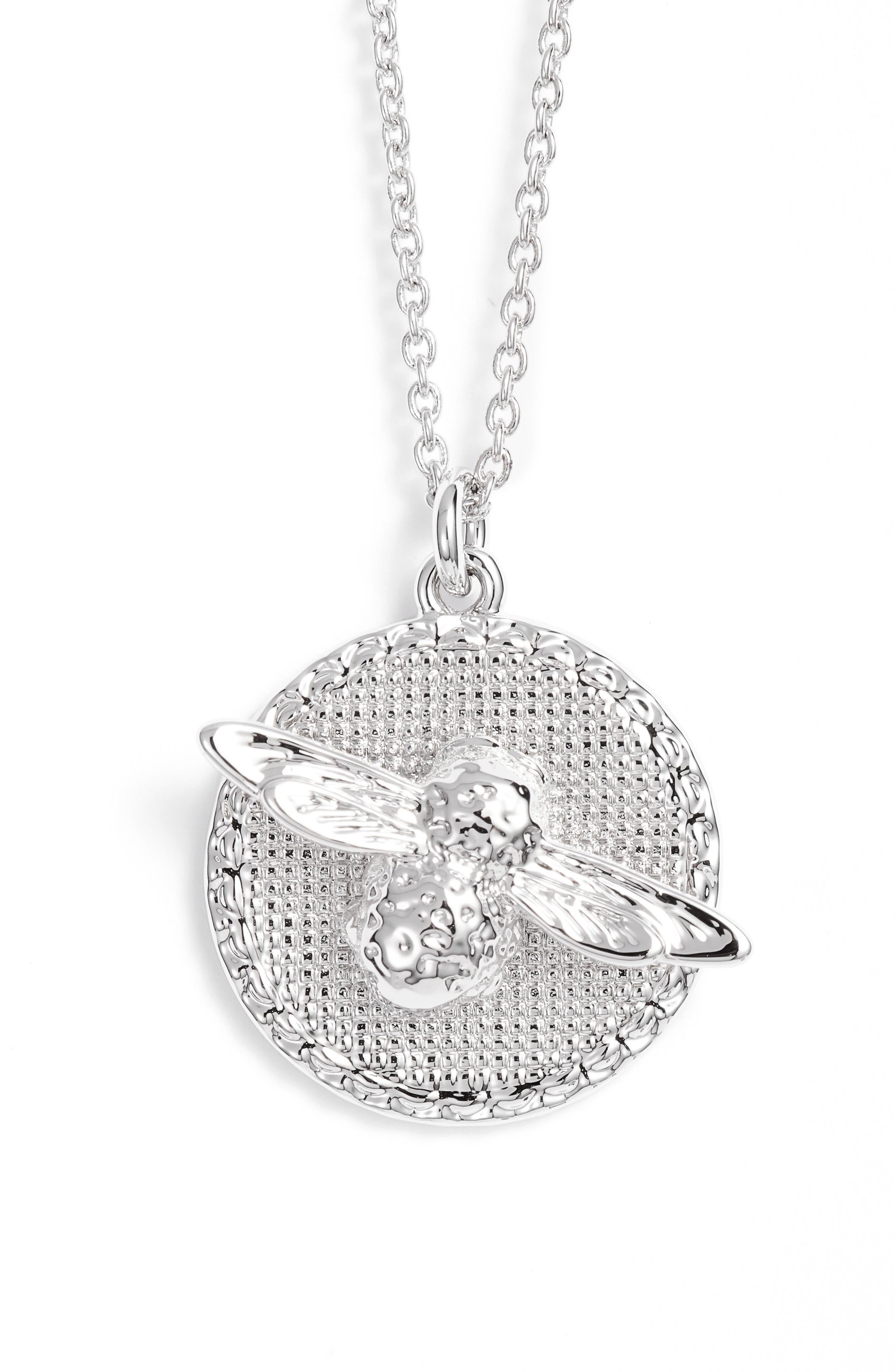 Bee Pendant Necklace by Olivia Burton