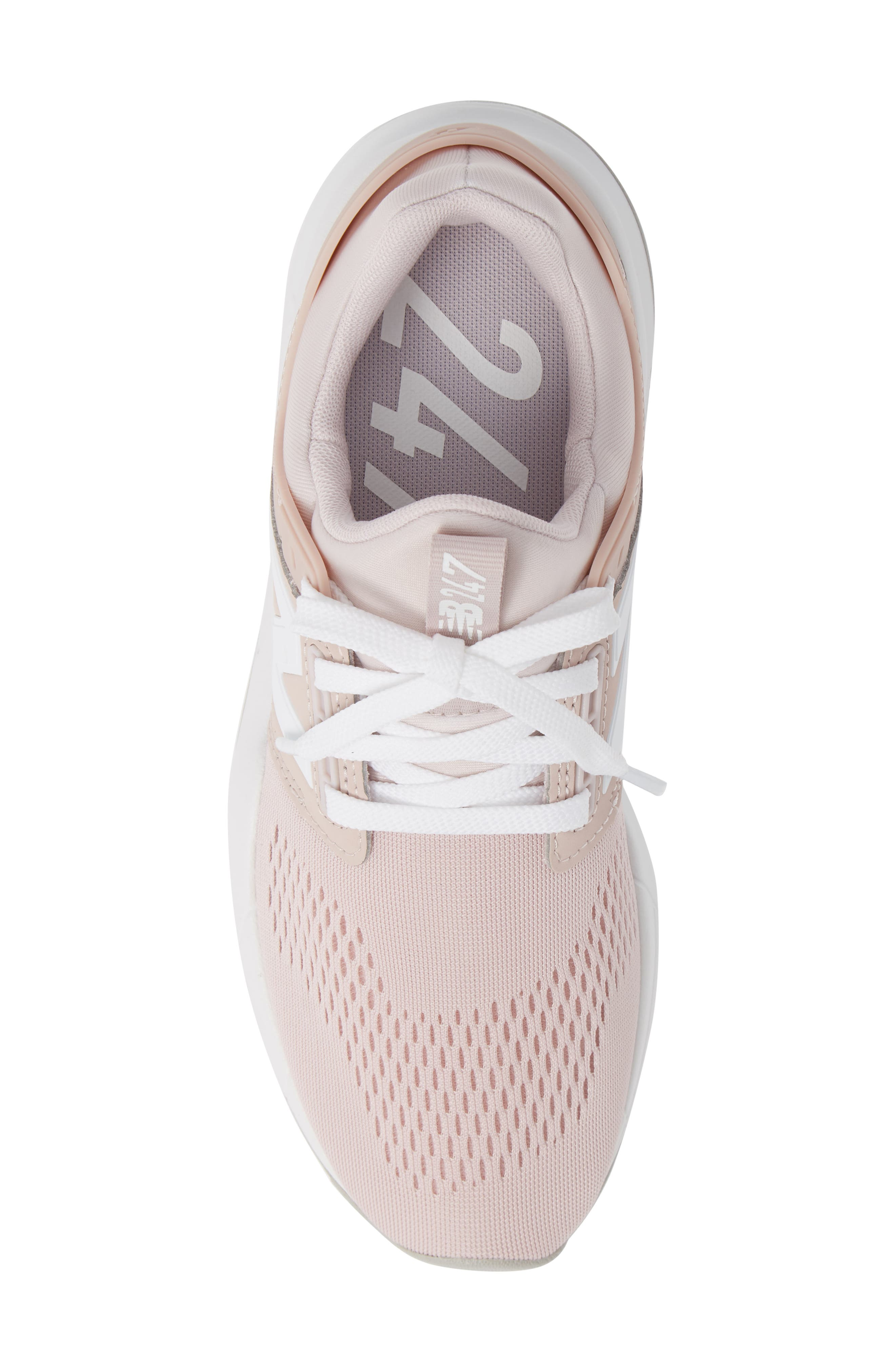 247 Sneaker,                             Alternate thumbnail 5, color,                             CONCH SHELL