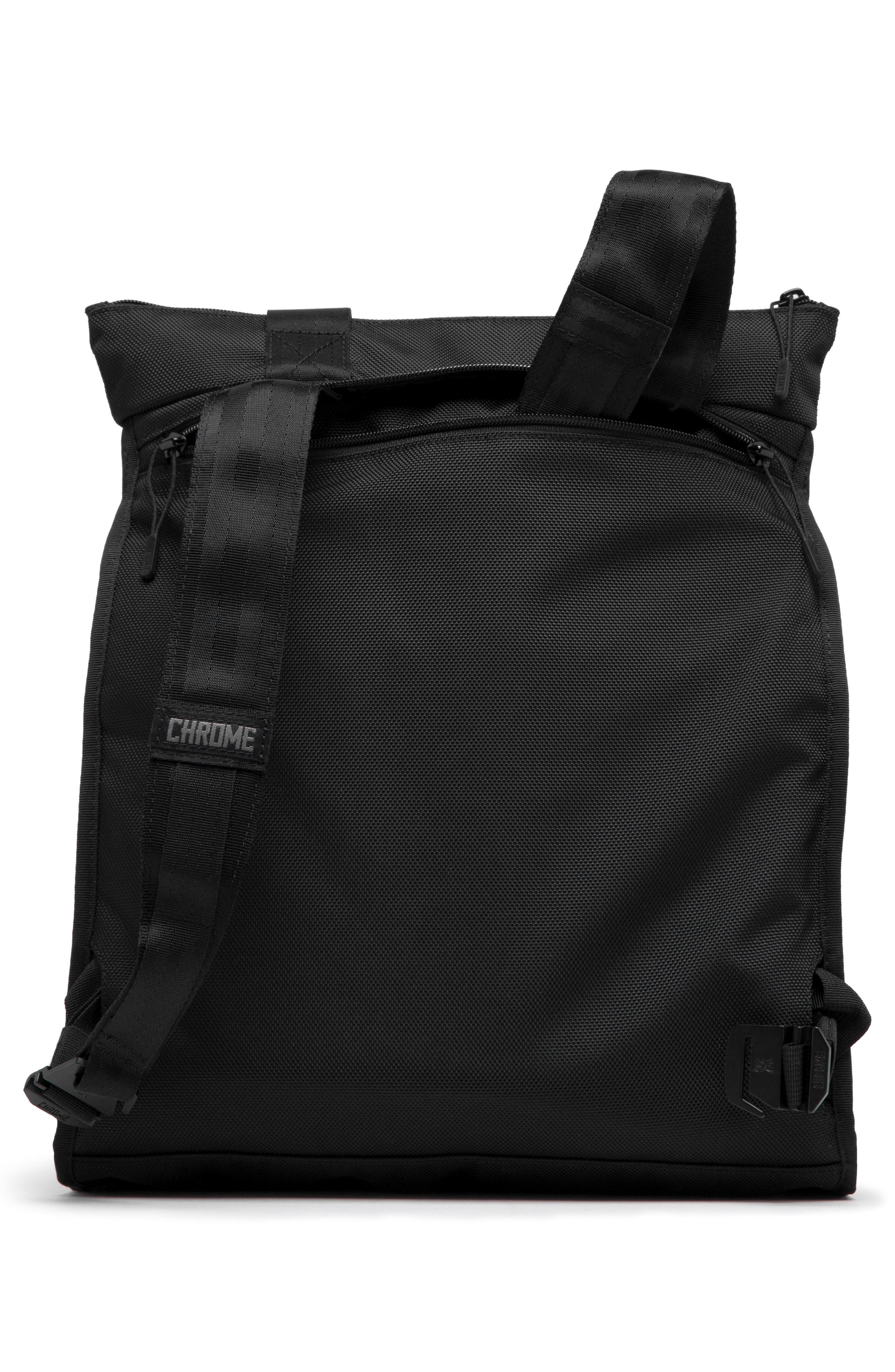MXD Pace Tote Bag,                             Alternate thumbnail 3, color,                             001