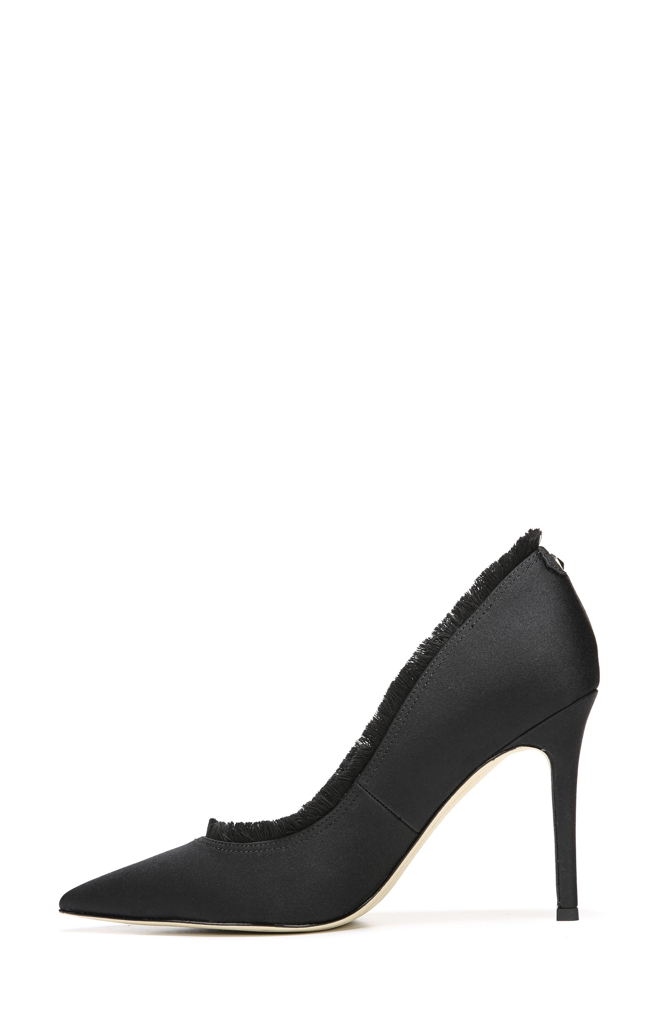 Halan Pointy Toe Pump,                             Alternate thumbnail 3, color,                             001
