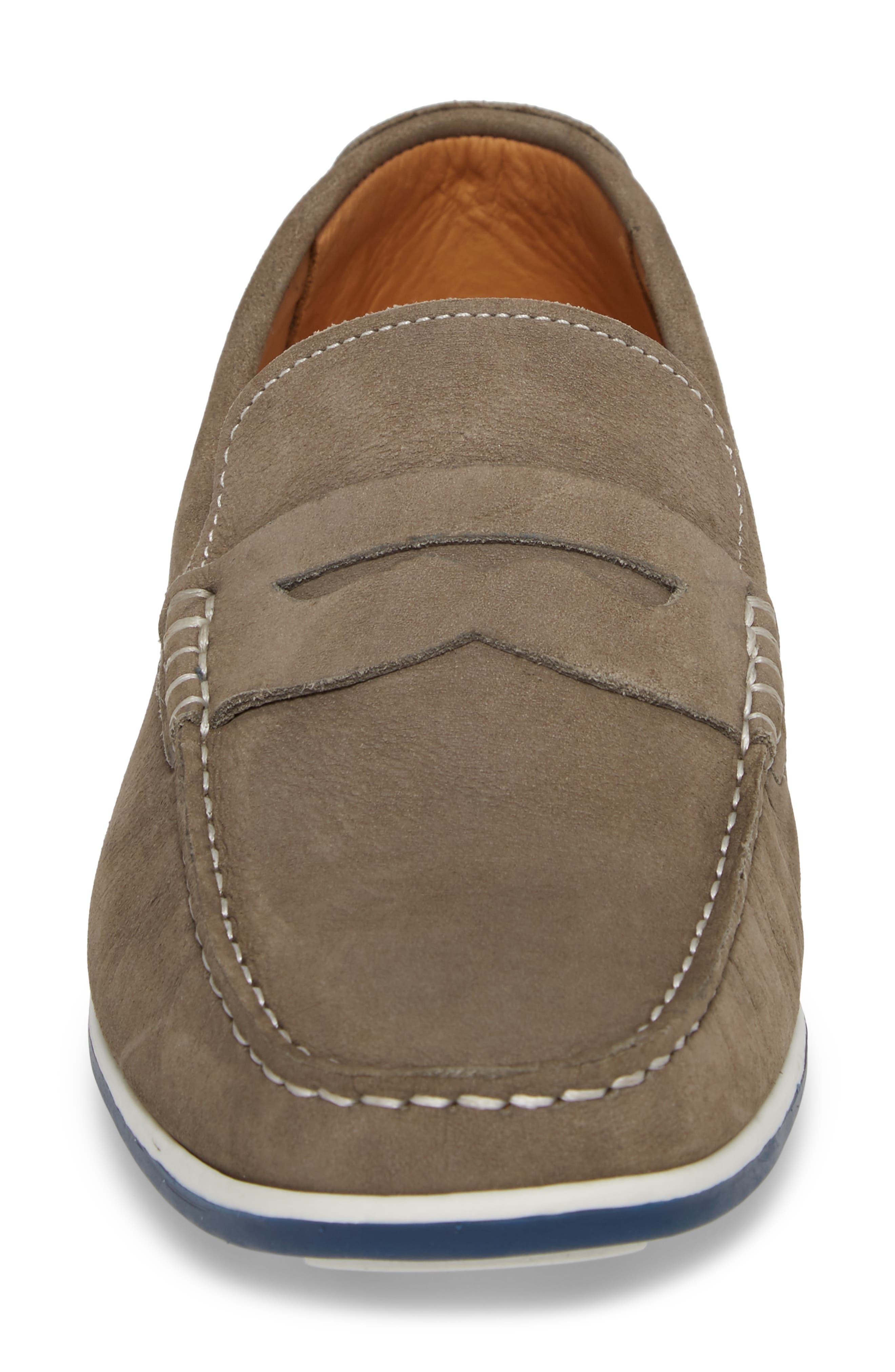 Breakside Driving Loafer,                             Alternate thumbnail 4, color,                             020