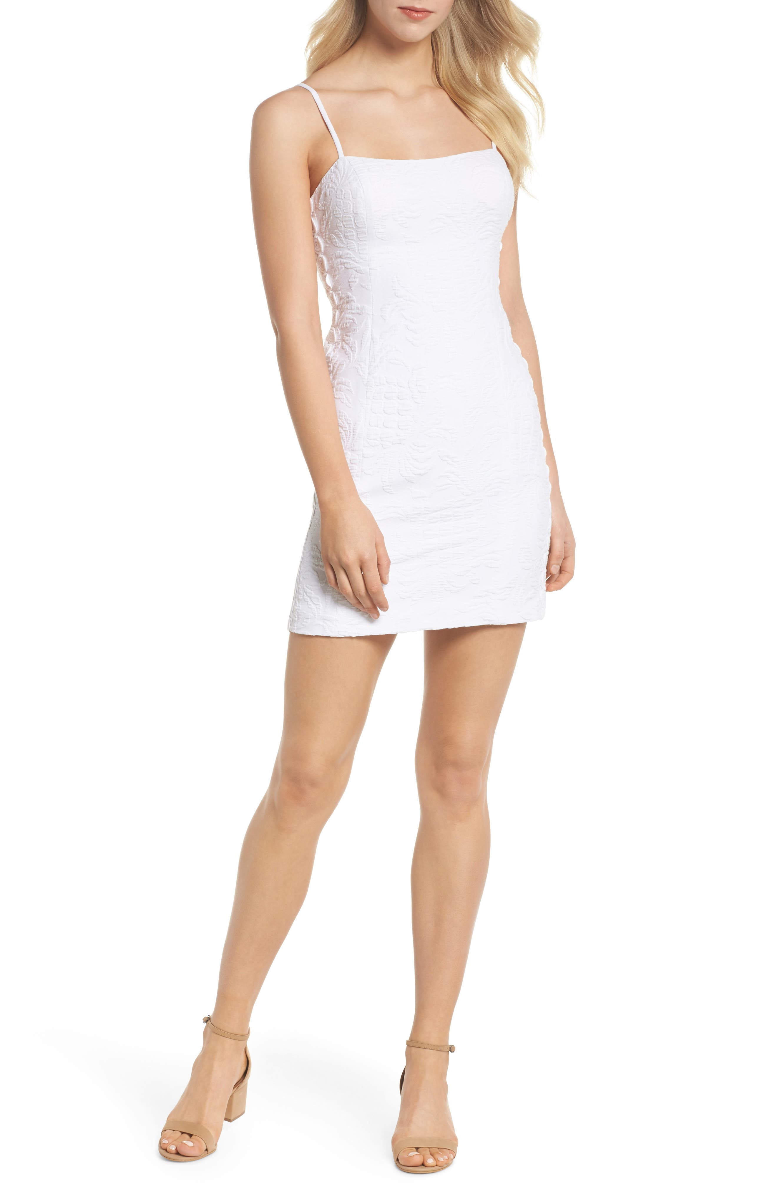 Shelli Minidress,                             Main thumbnail 1, color,                             100