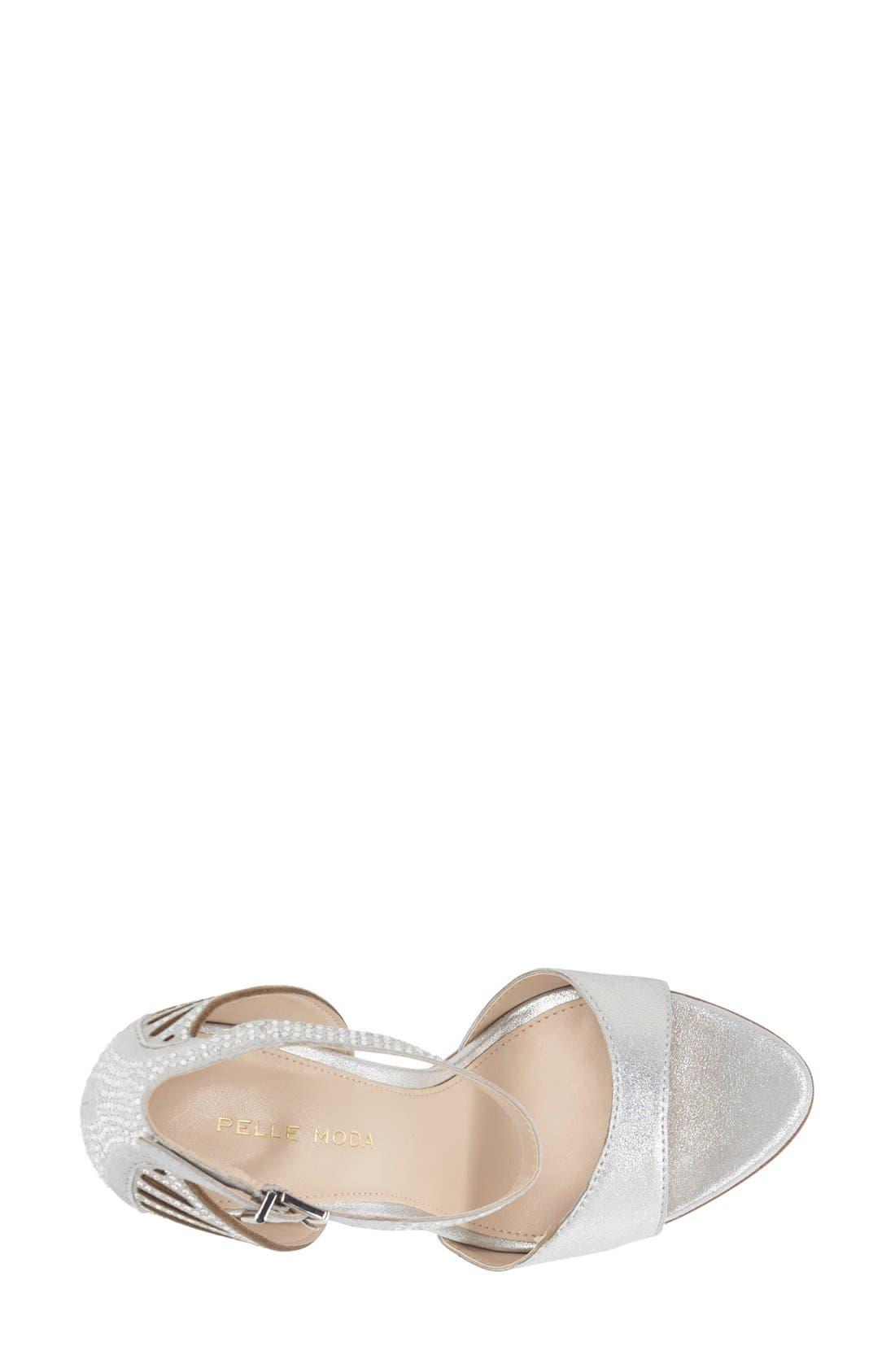 'Fenton' Ankle Strap Sandal,                             Alternate thumbnail 25, color,