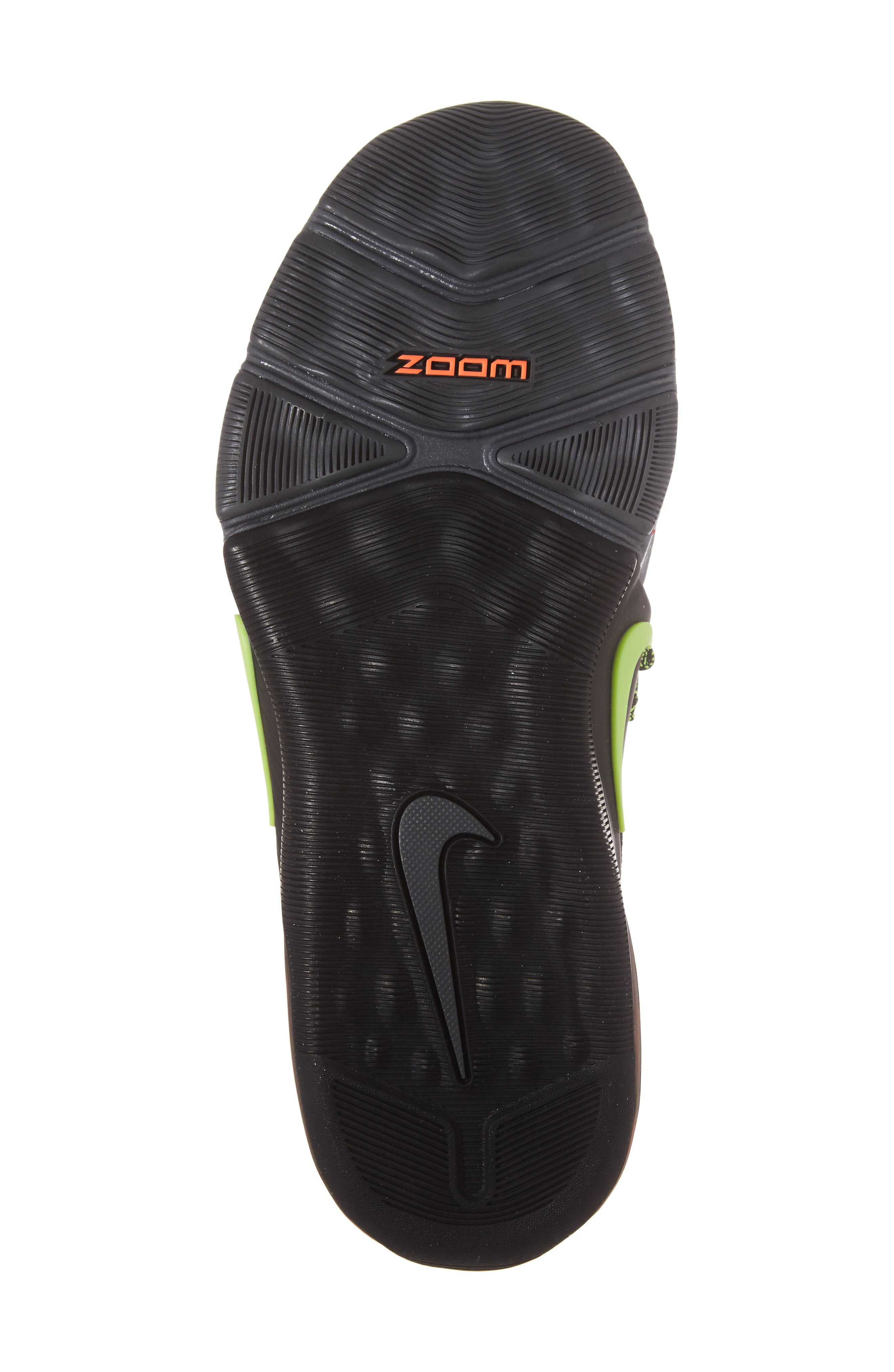 Zoom Train Command Running Shoe,                             Alternate thumbnail 6, color,                             002