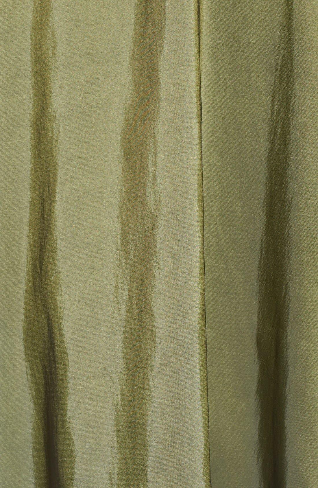 'Mini Donatella' Reversible Pleat Hood Packable Travel Coat,                             Alternate thumbnail 35, color,