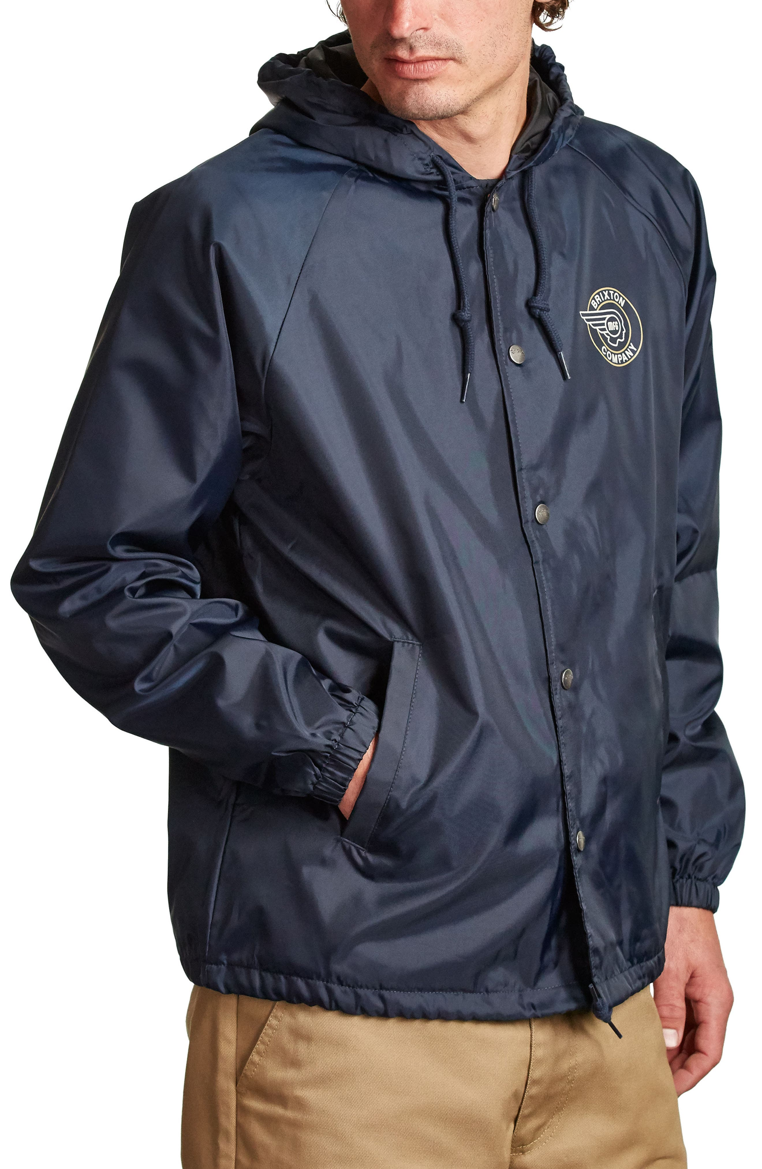 Mercury Coach's Jacket,                             Alternate thumbnail 3, color,