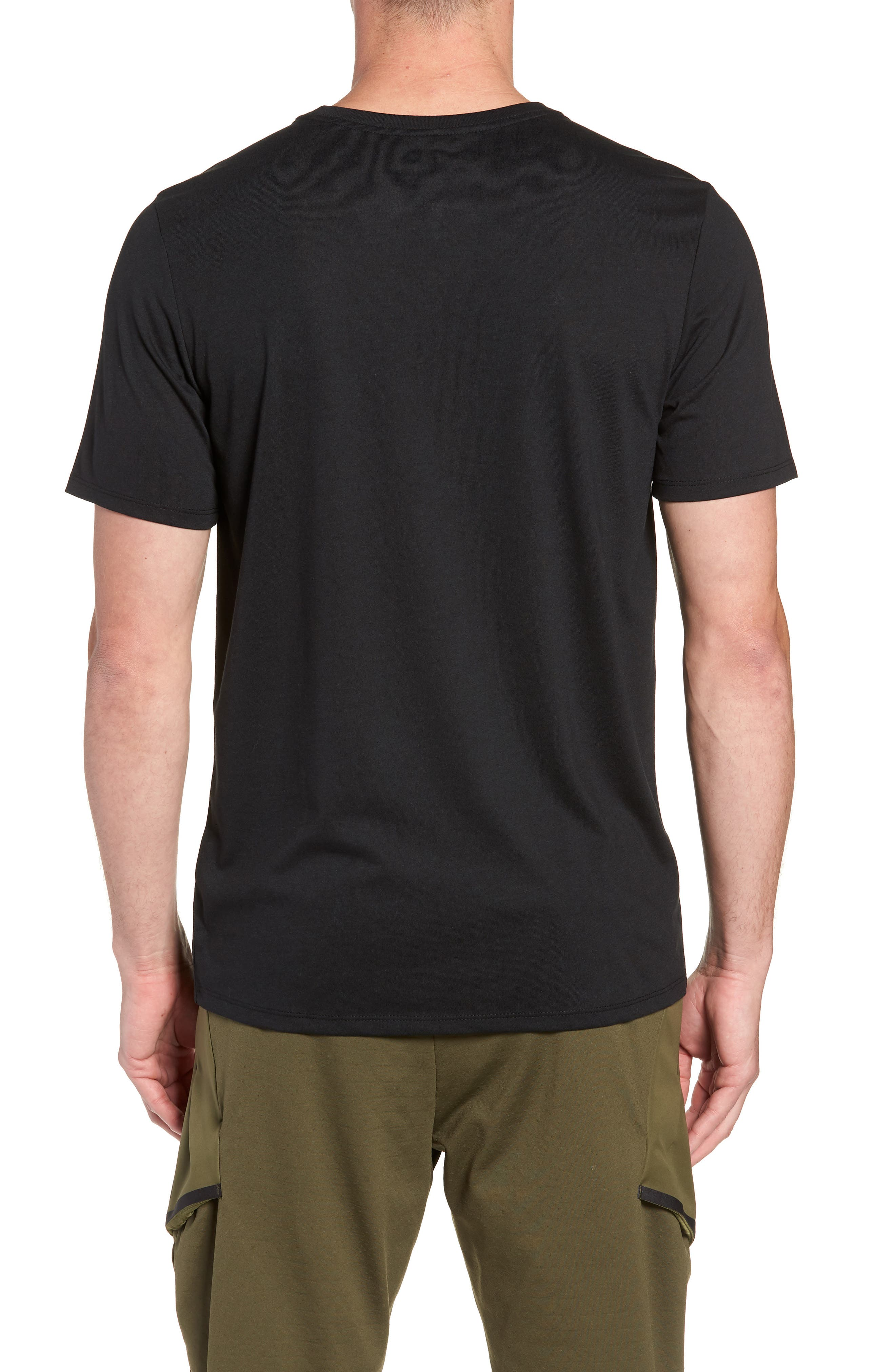 Air 1 T-Shirt,                             Alternate thumbnail 2, color,                             011