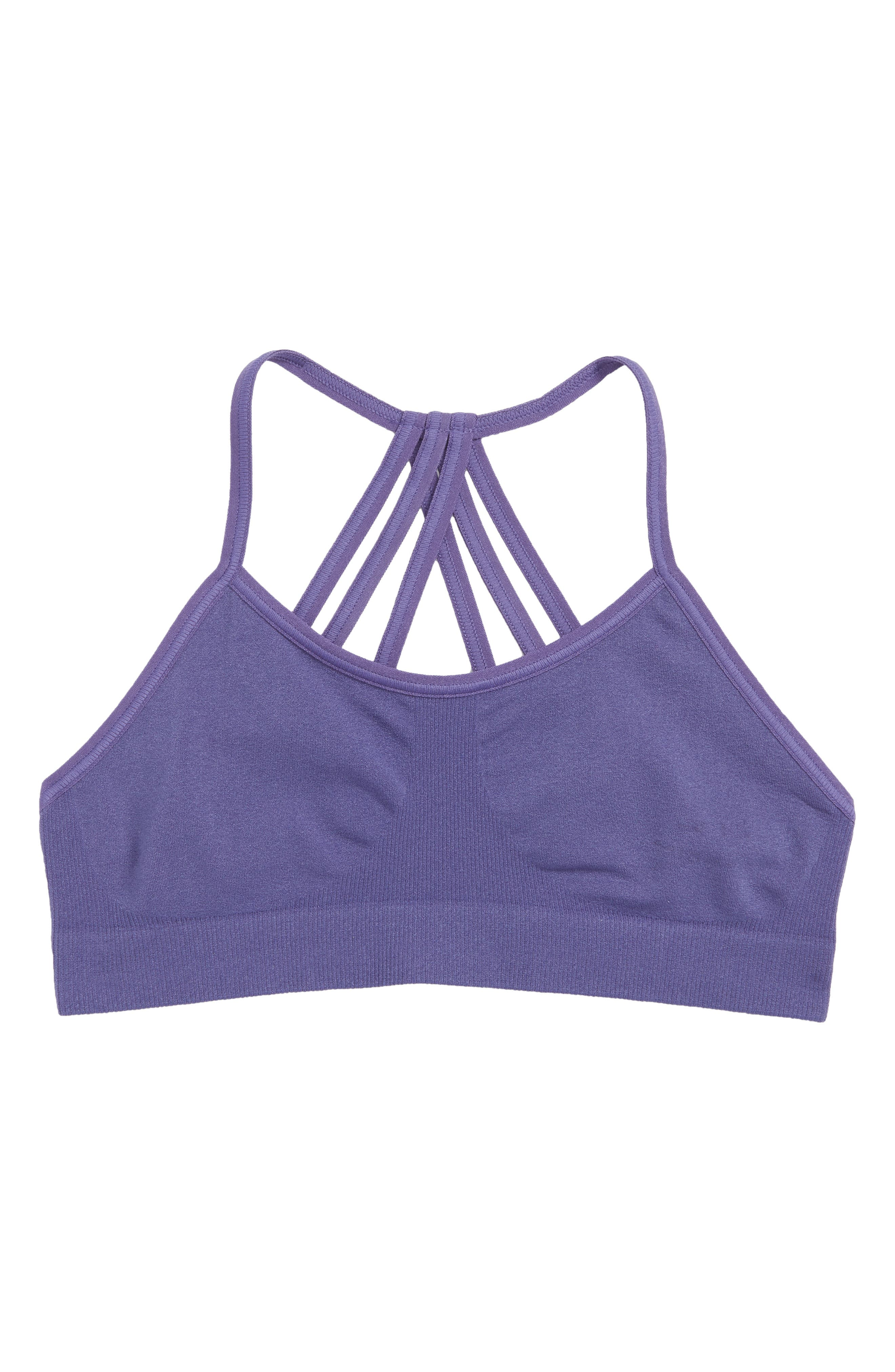 Strappy Back Bralette,                             Main thumbnail 1, color,                             410