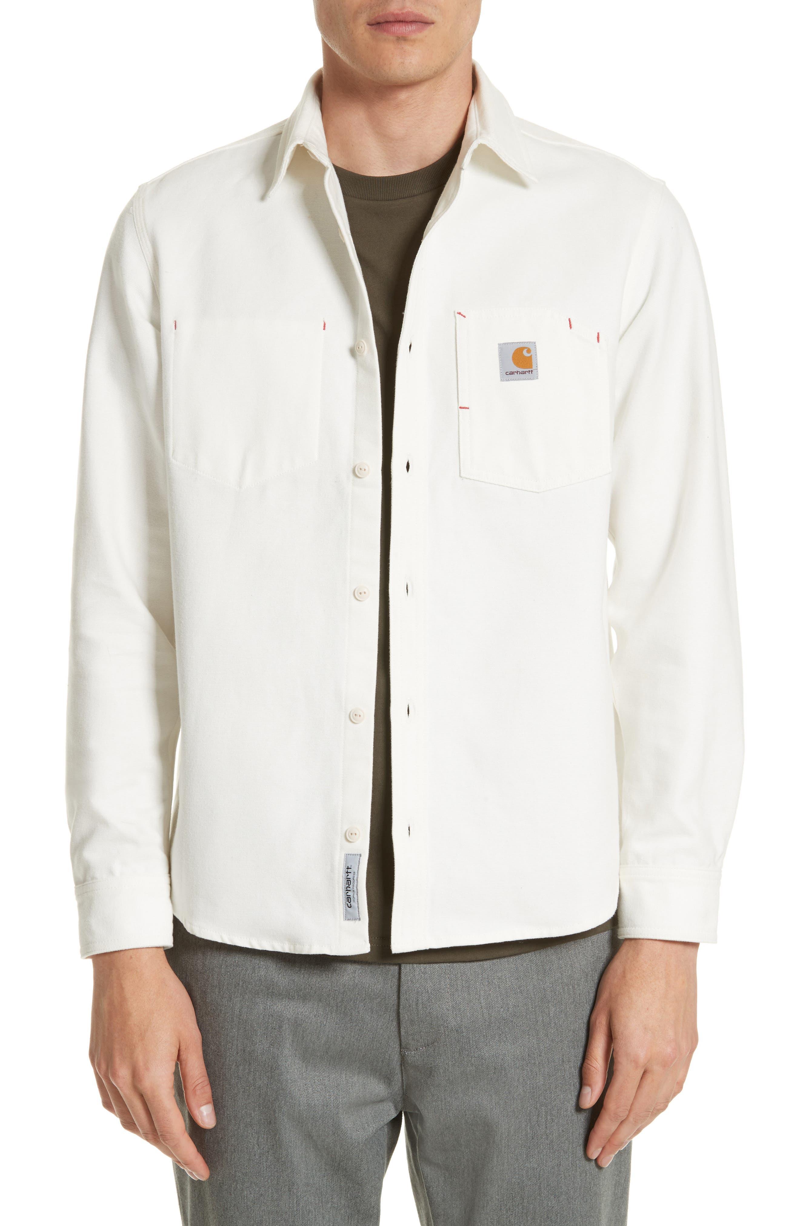 Shirt Jacket,                             Main thumbnail 1, color,                             002