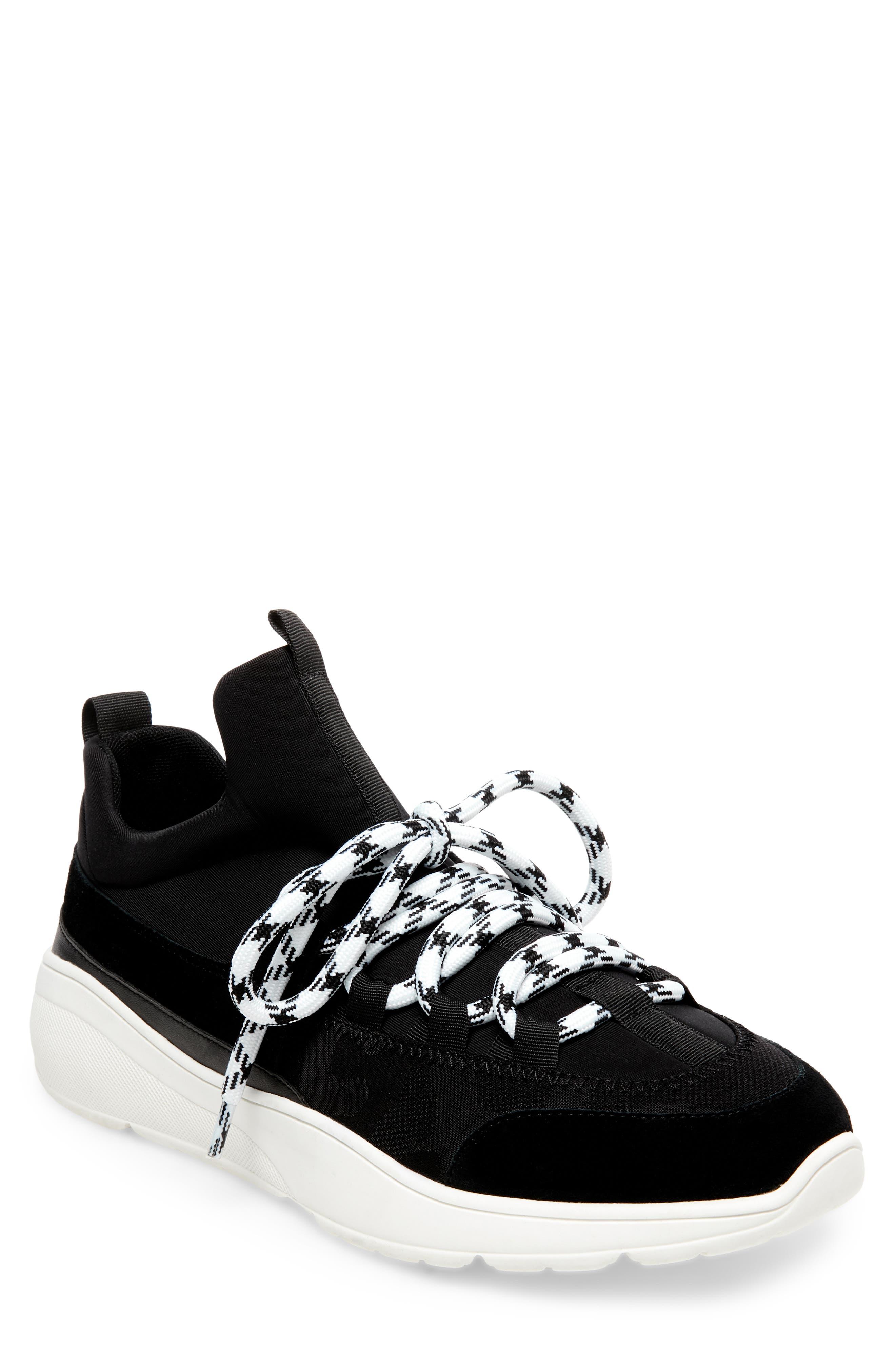 Baltic Sneaker,                         Main,                         color, BLACK