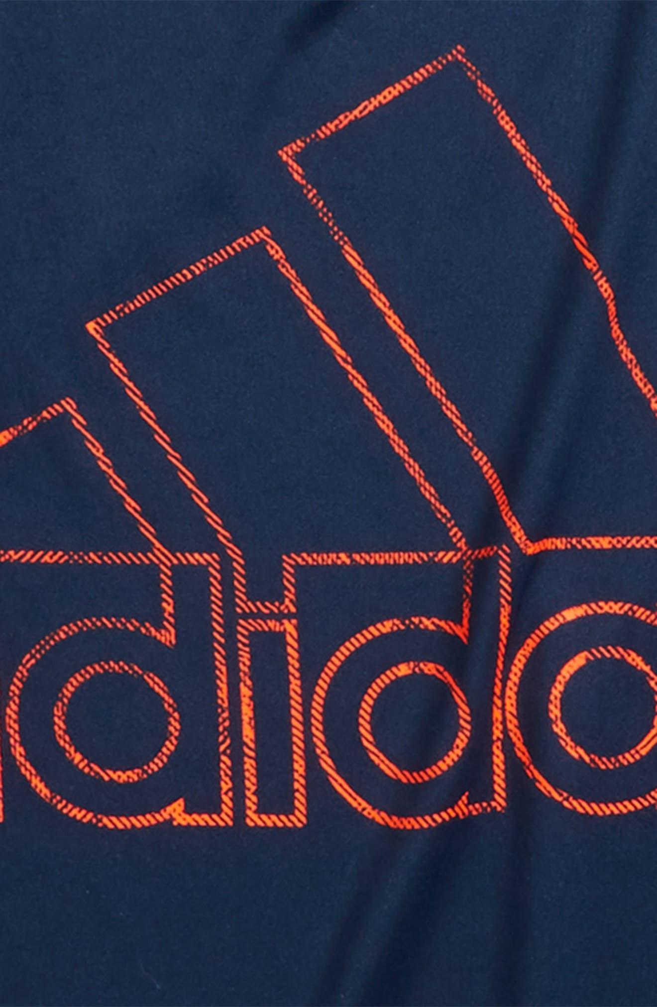 Logo T-Shirt,                             Alternate thumbnail 3, color,                             412
