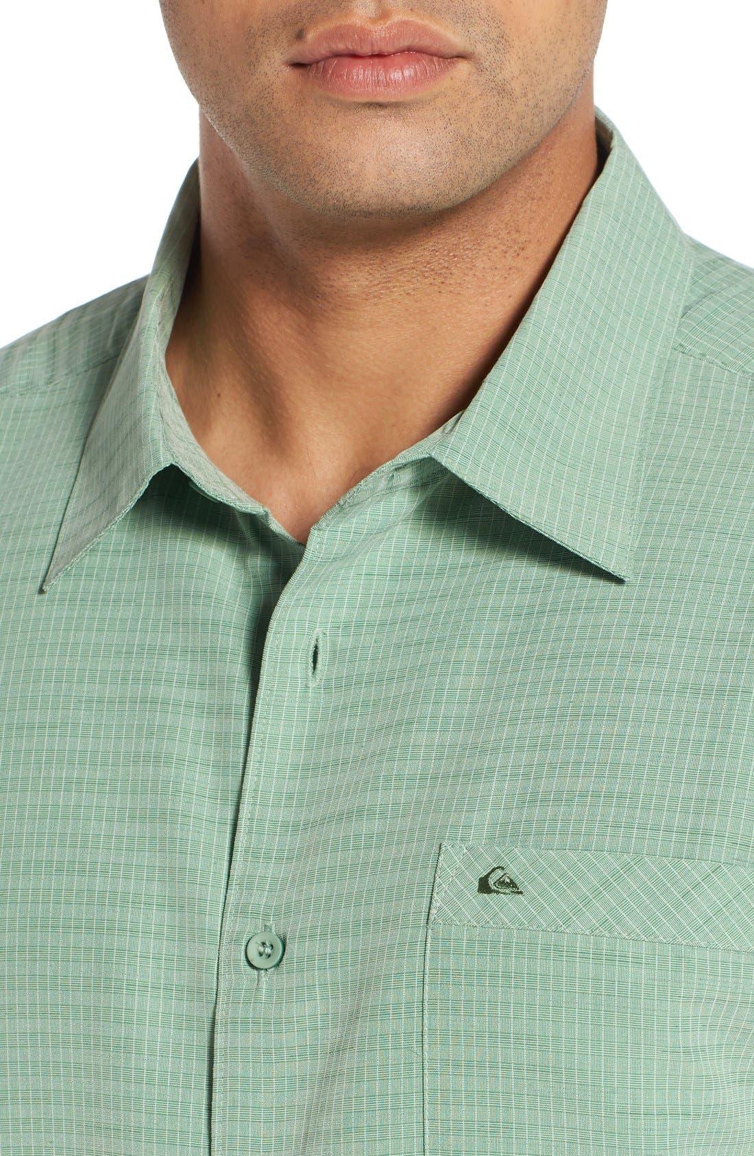 'Centinela 4' Short Sleeve Sport Shirt,                             Alternate thumbnail 87, color,