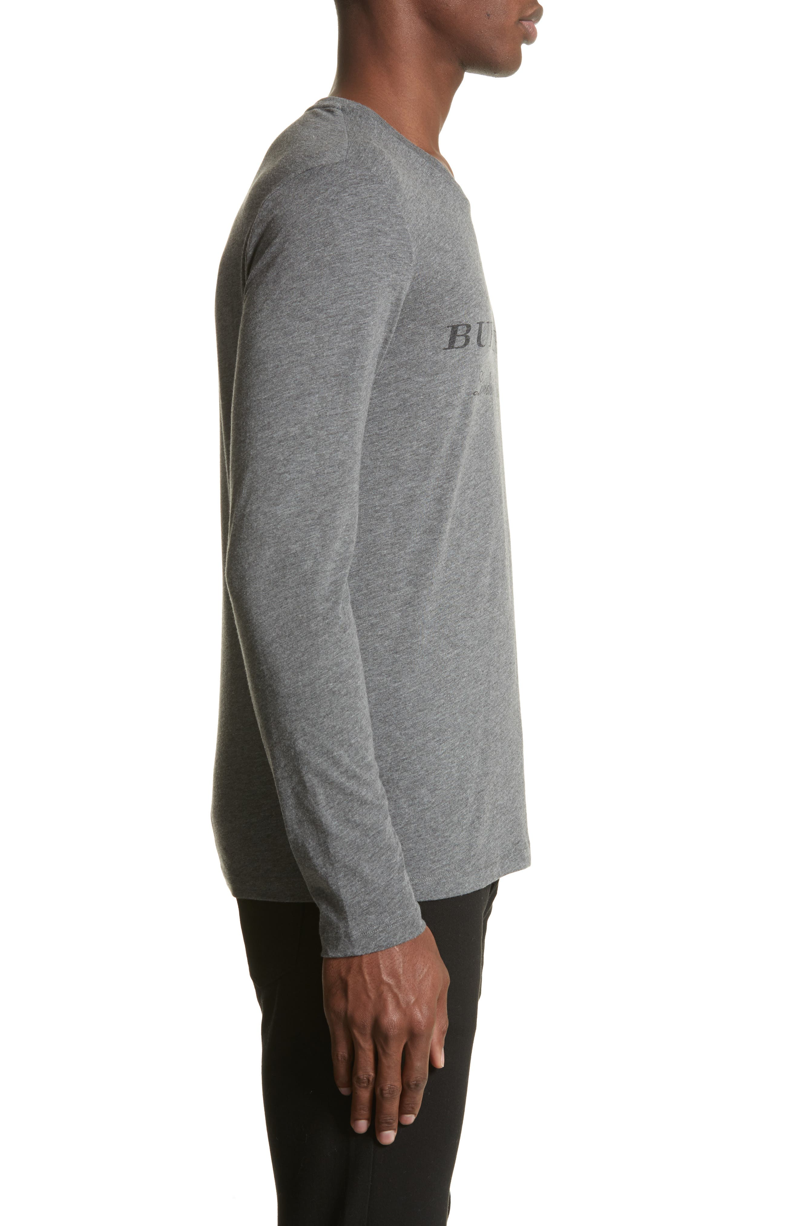 Martford Regular Fit Logo T-Shirt,                             Alternate thumbnail 3, color,                             031