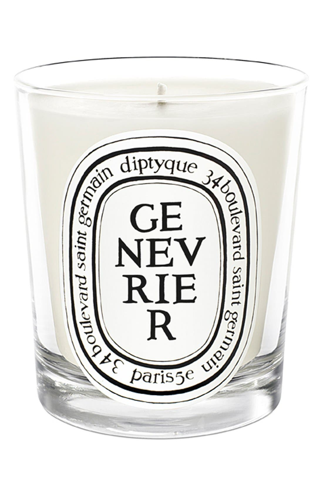 Genevrier/Juniper Candle,                         Main,                         color, NO COLOR