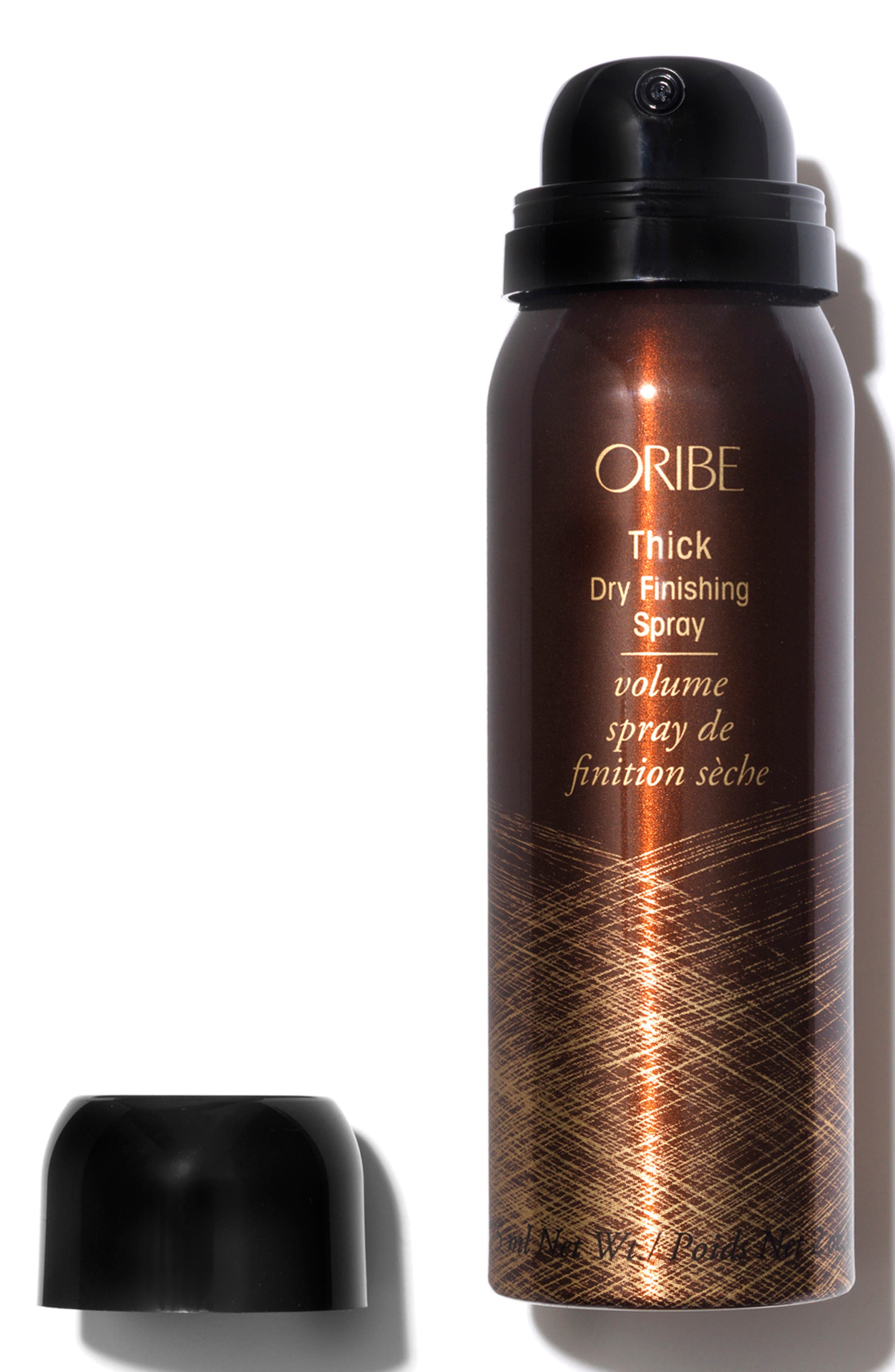 SPACE.NK.apothecary Oribe Thick Dry Finishing Spray,                             Alternate thumbnail 5, color,                             NO COLOR