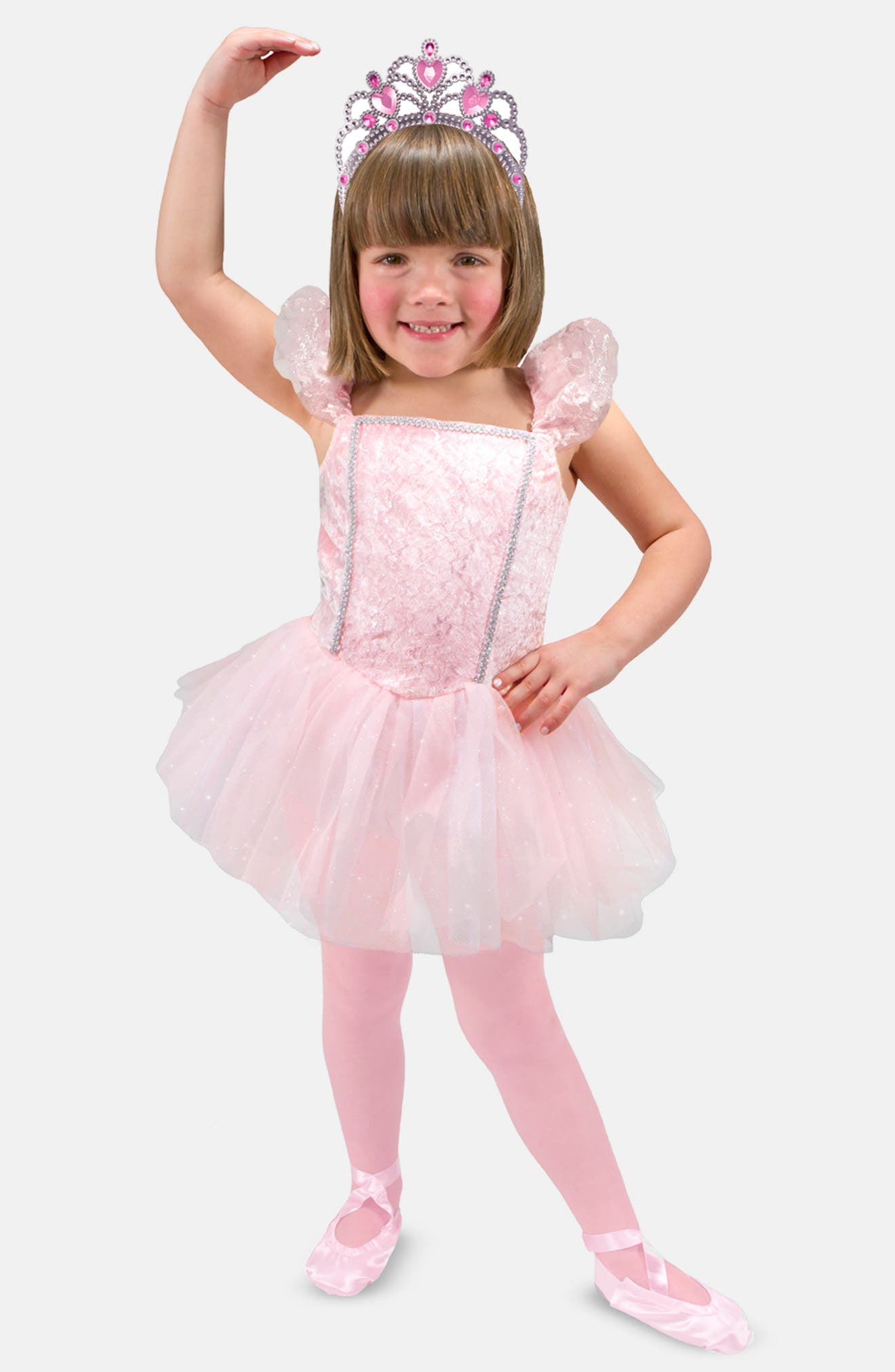 Ballerina Role Play Set,                             Alternate thumbnail 2, color,                             PINK