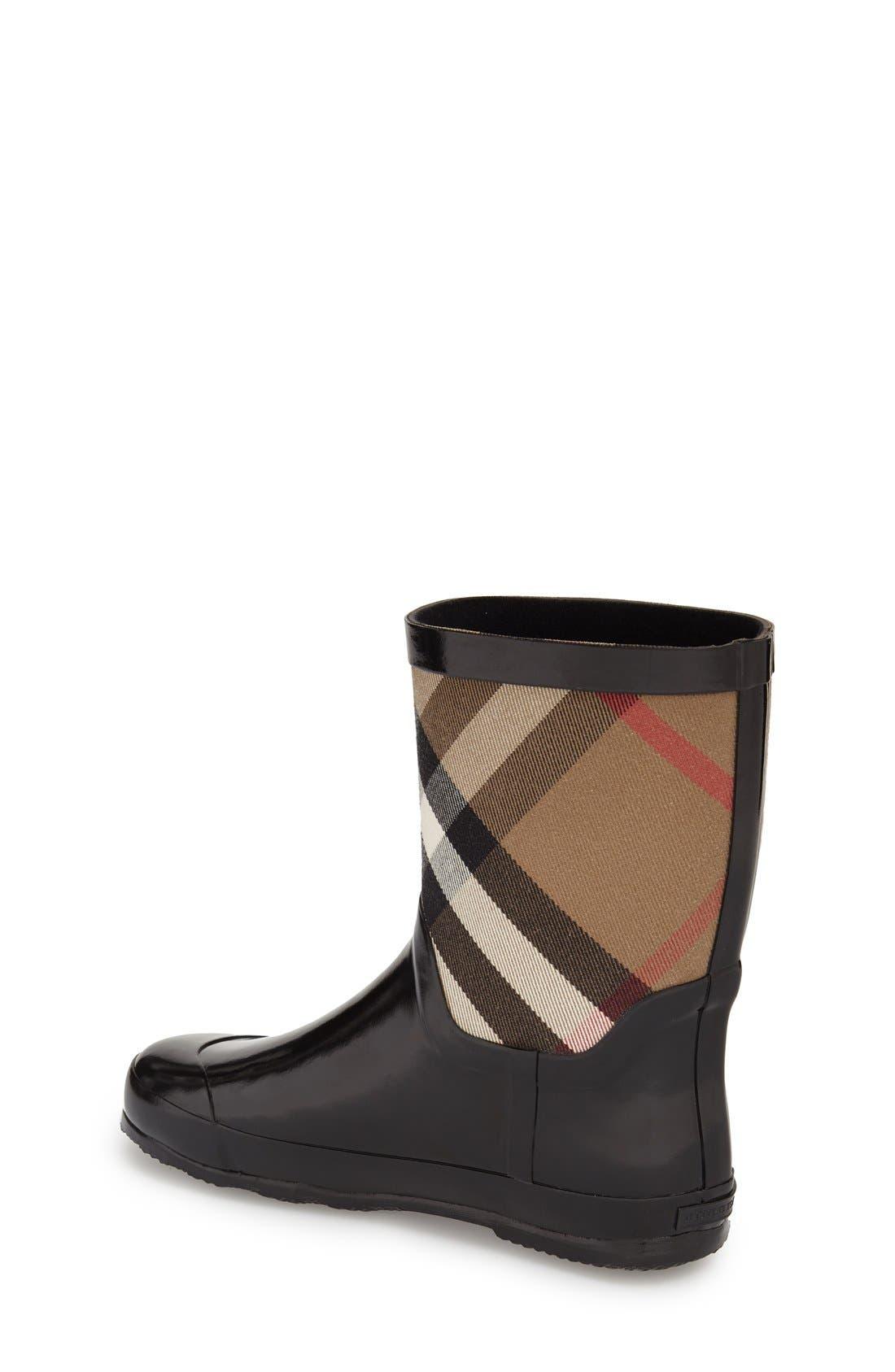 'Ranmoor' Waterproof Rain Boot,                             Alternate thumbnail 11, color,
