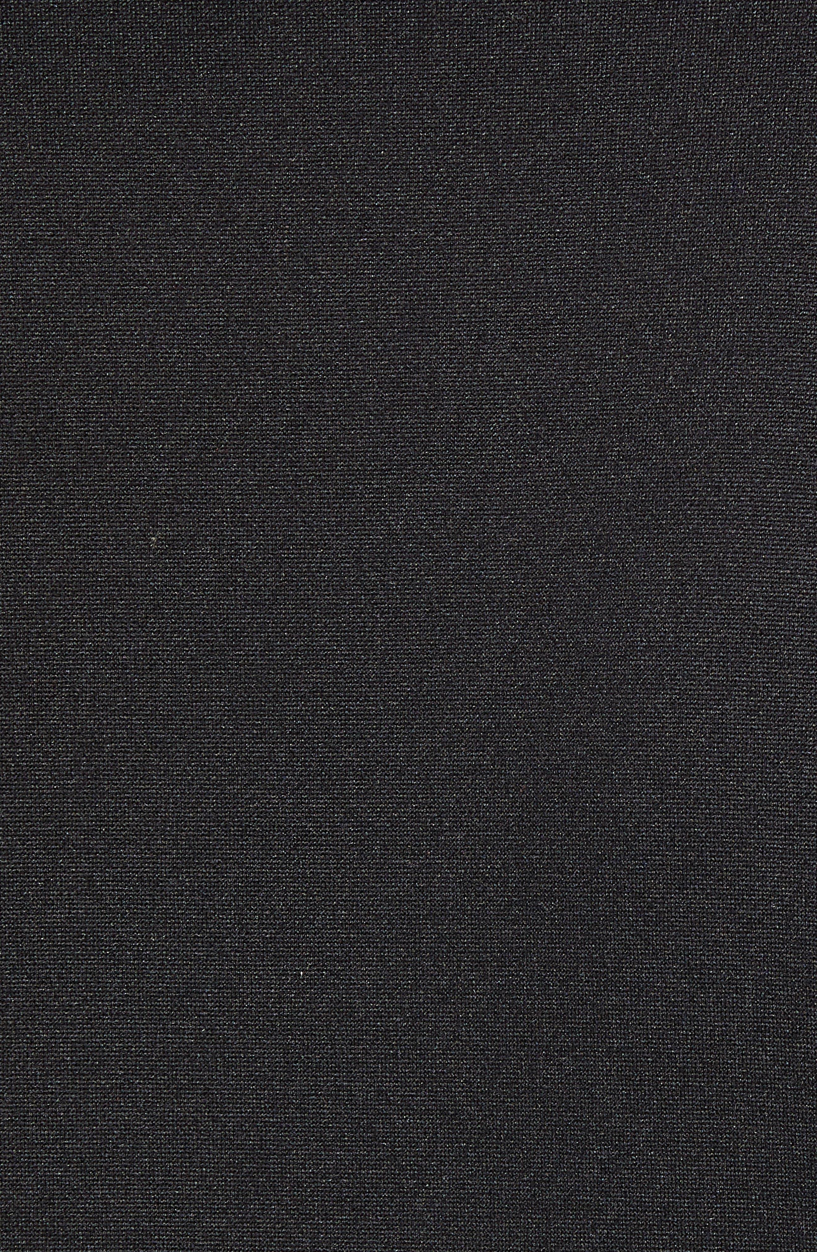 THE NORTH FACE,                             Canyonlands Zip Jacket,                             Alternate thumbnail 5, color,                             TNF BLACK