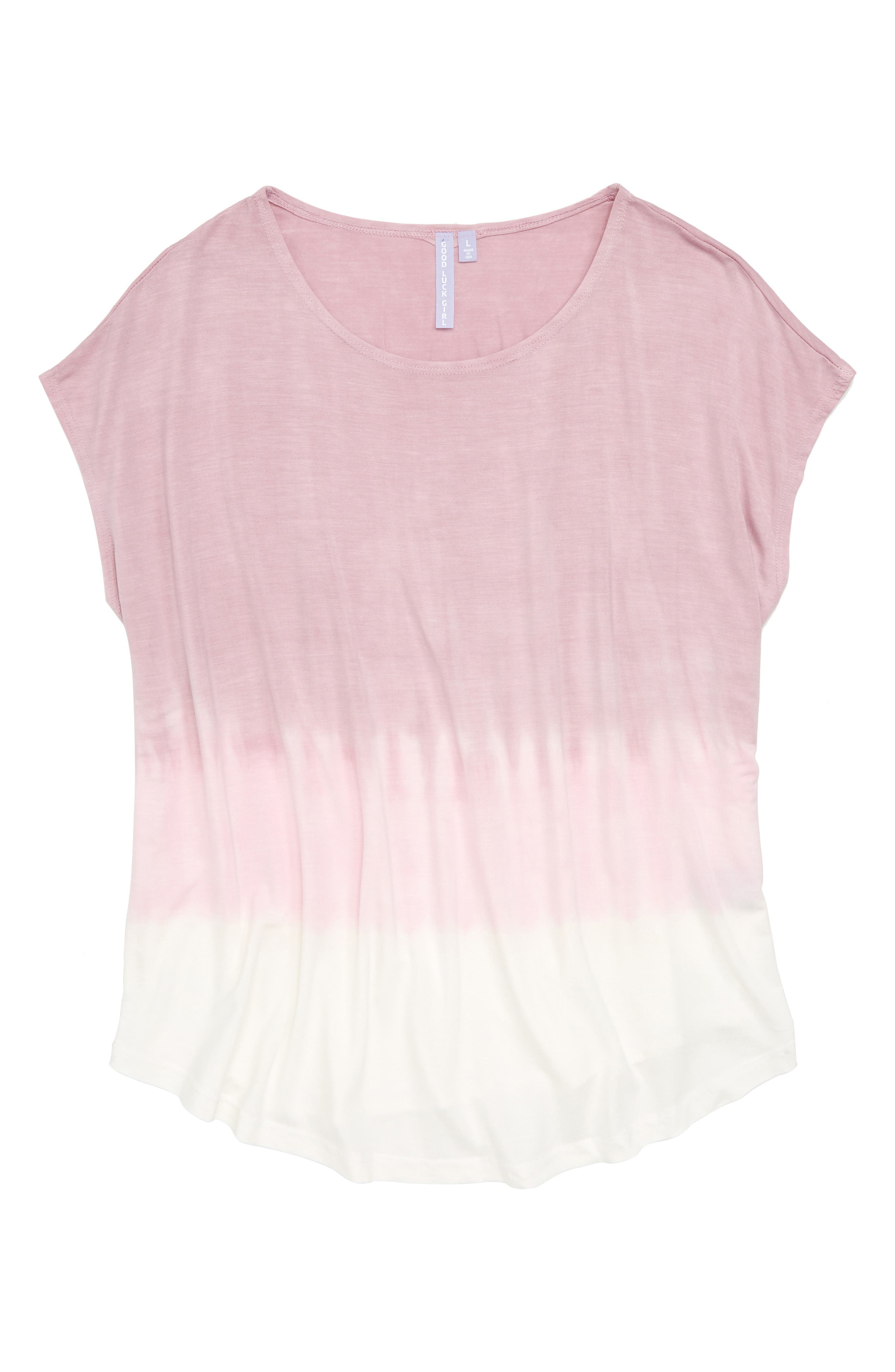 Ombré Sleeveless Tee,                             Main thumbnail 1, color,                             530