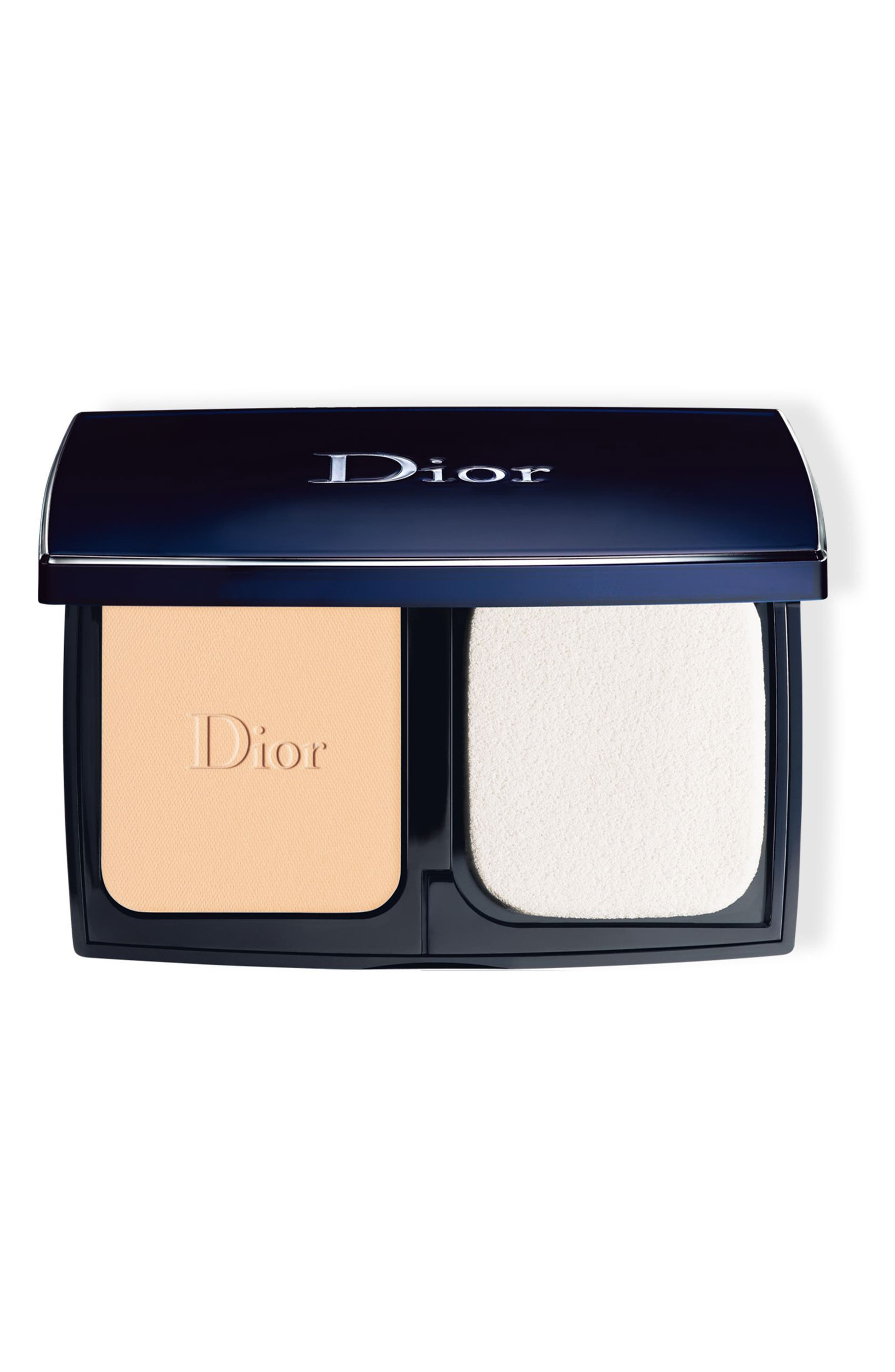 Diorskin Forever Flawless Perfection Fusion Wear Compact Foundation SPF 25,                             Main thumbnail 1, color,                             010