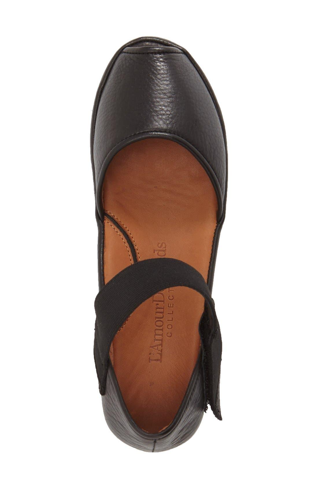 'Amadour' Platform Sandal,                             Alternate thumbnail 29, color,