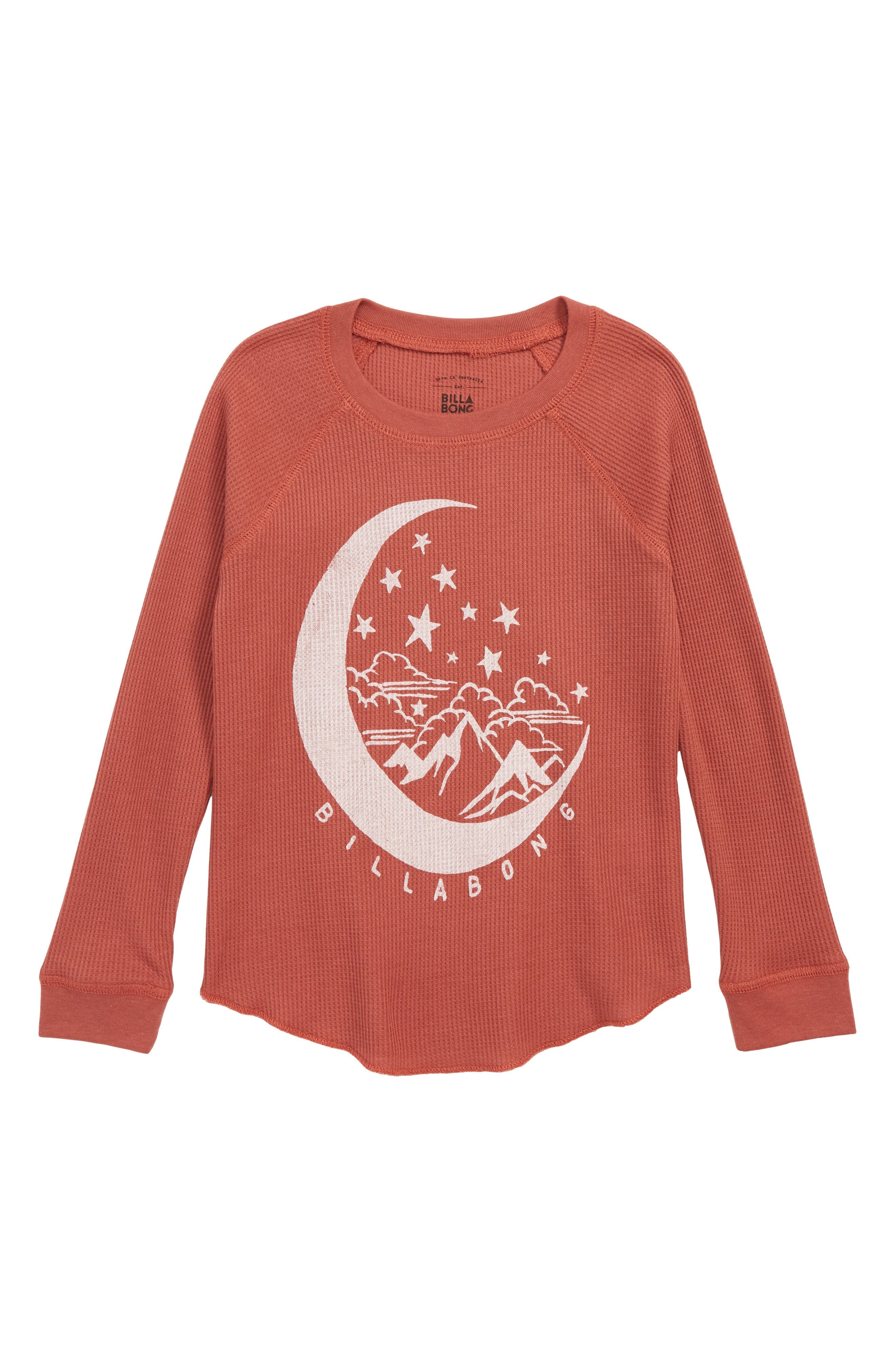 Over the Moon Thermal Tee,                         Main,                         color, 602