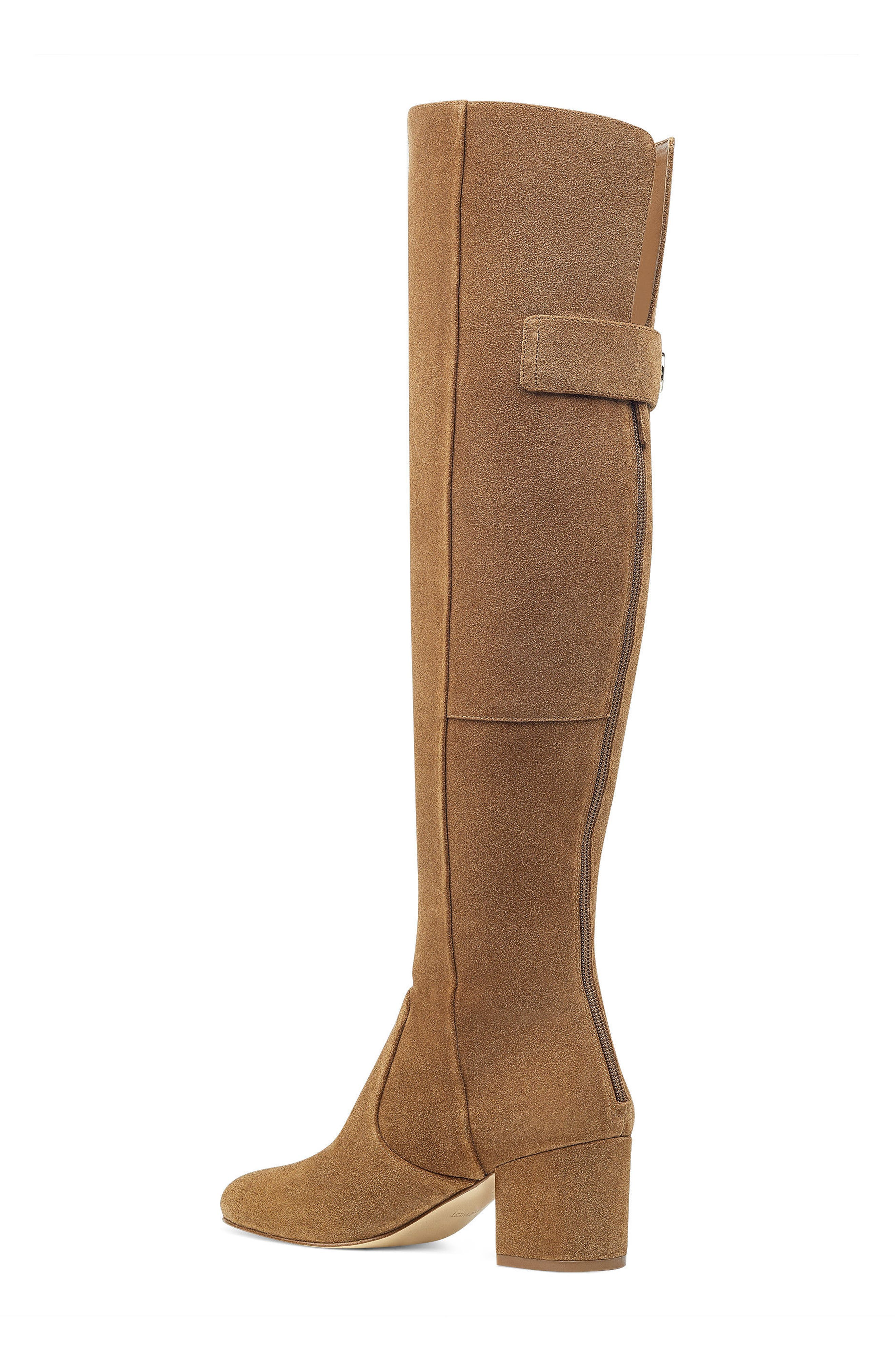 Queddy Over the Knee Boot,                             Alternate thumbnail 4, color,
