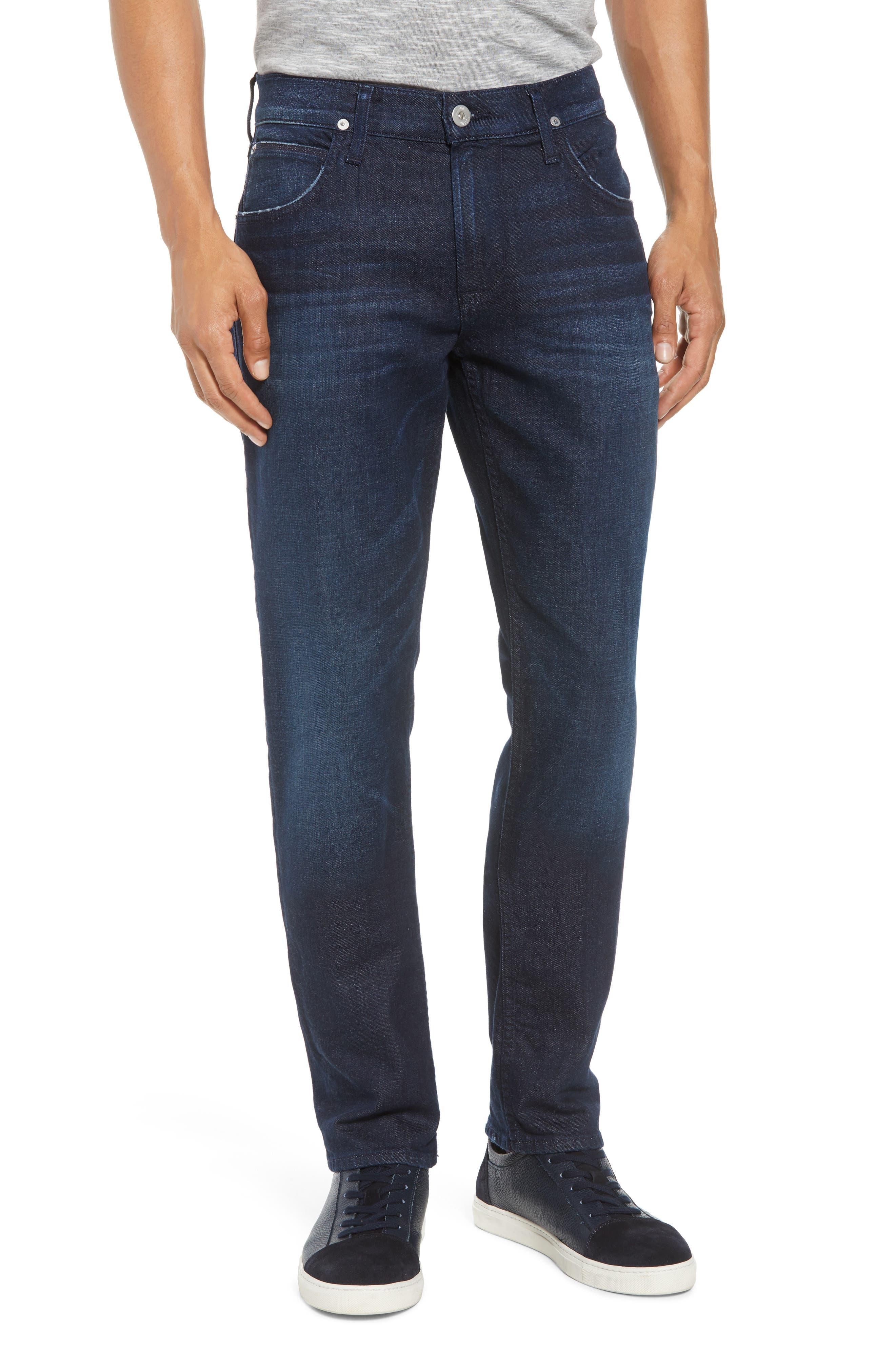 Blake Slim Fit Jeans,                             Main thumbnail 1, color,                             BARRY