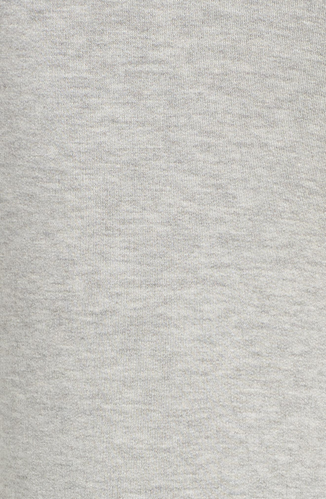 Runway Culotte Sweatpants,                             Alternate thumbnail 6, color,                             020