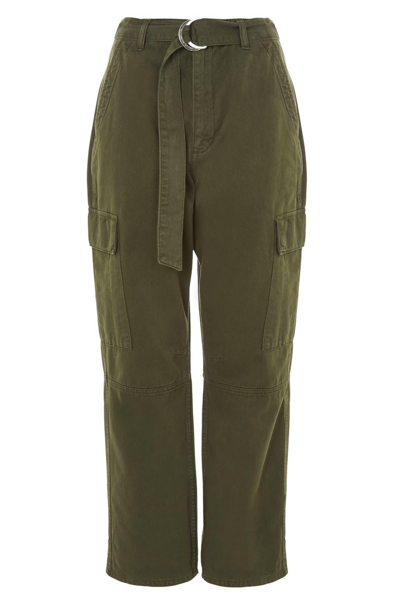 Combat Pocket Utility Trousers,                             Alternate thumbnail 3, color,                             310