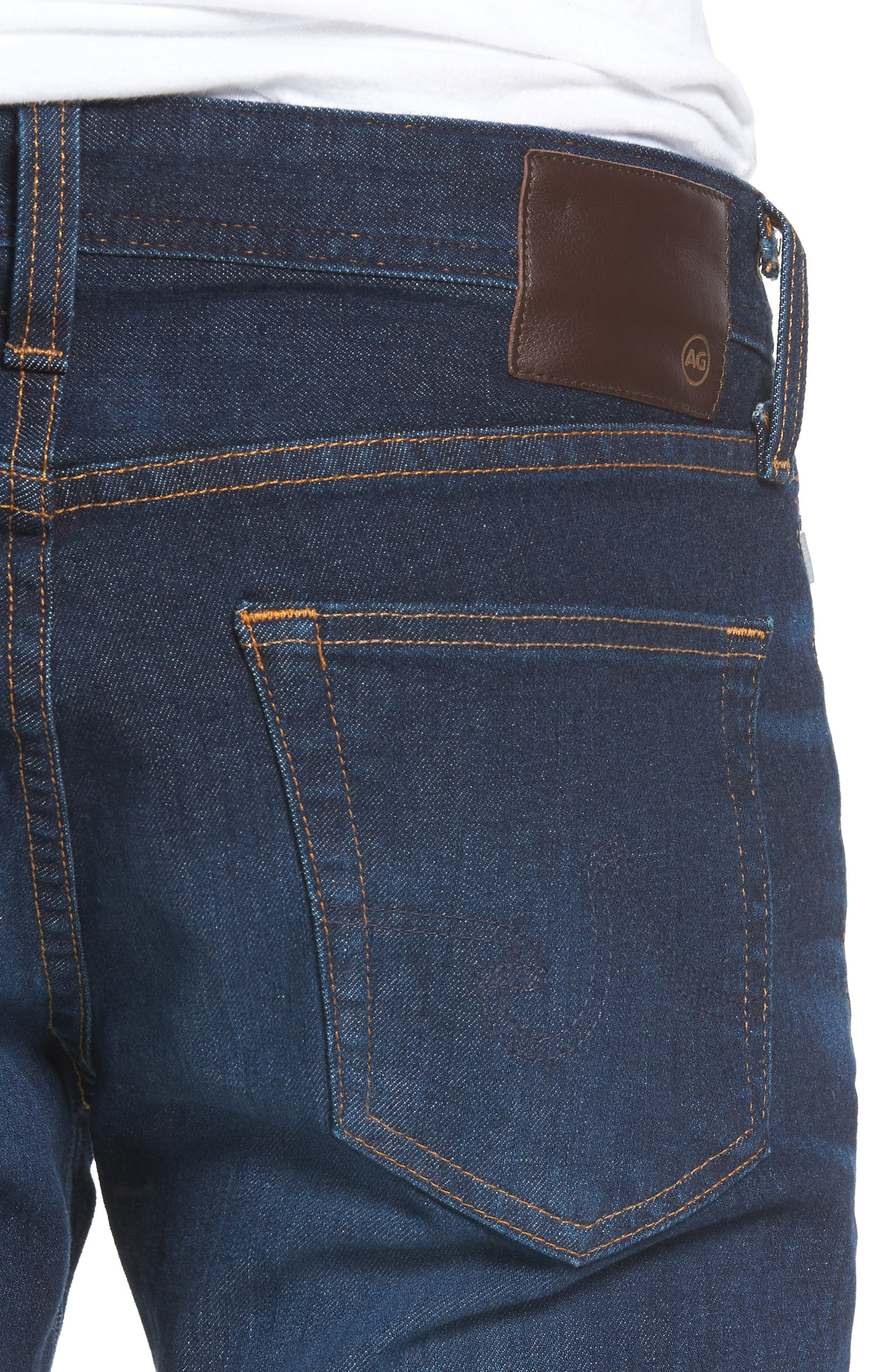 Dylan Skinny Fit Jeans,                             Alternate thumbnail 4, color,                             5 YEARS