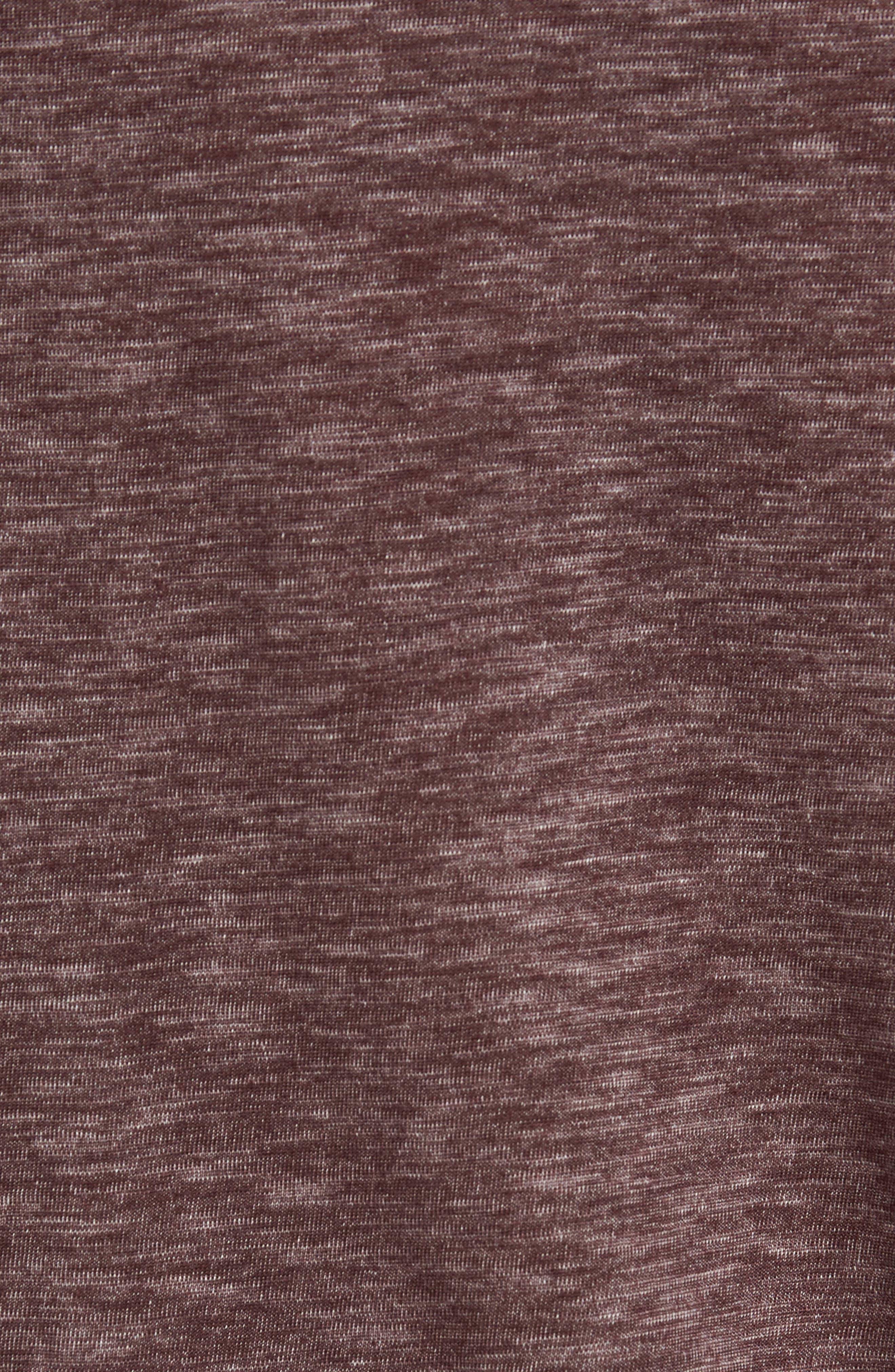 Long Sleeve Slub Knit Henley,                             Alternate thumbnail 15, color,