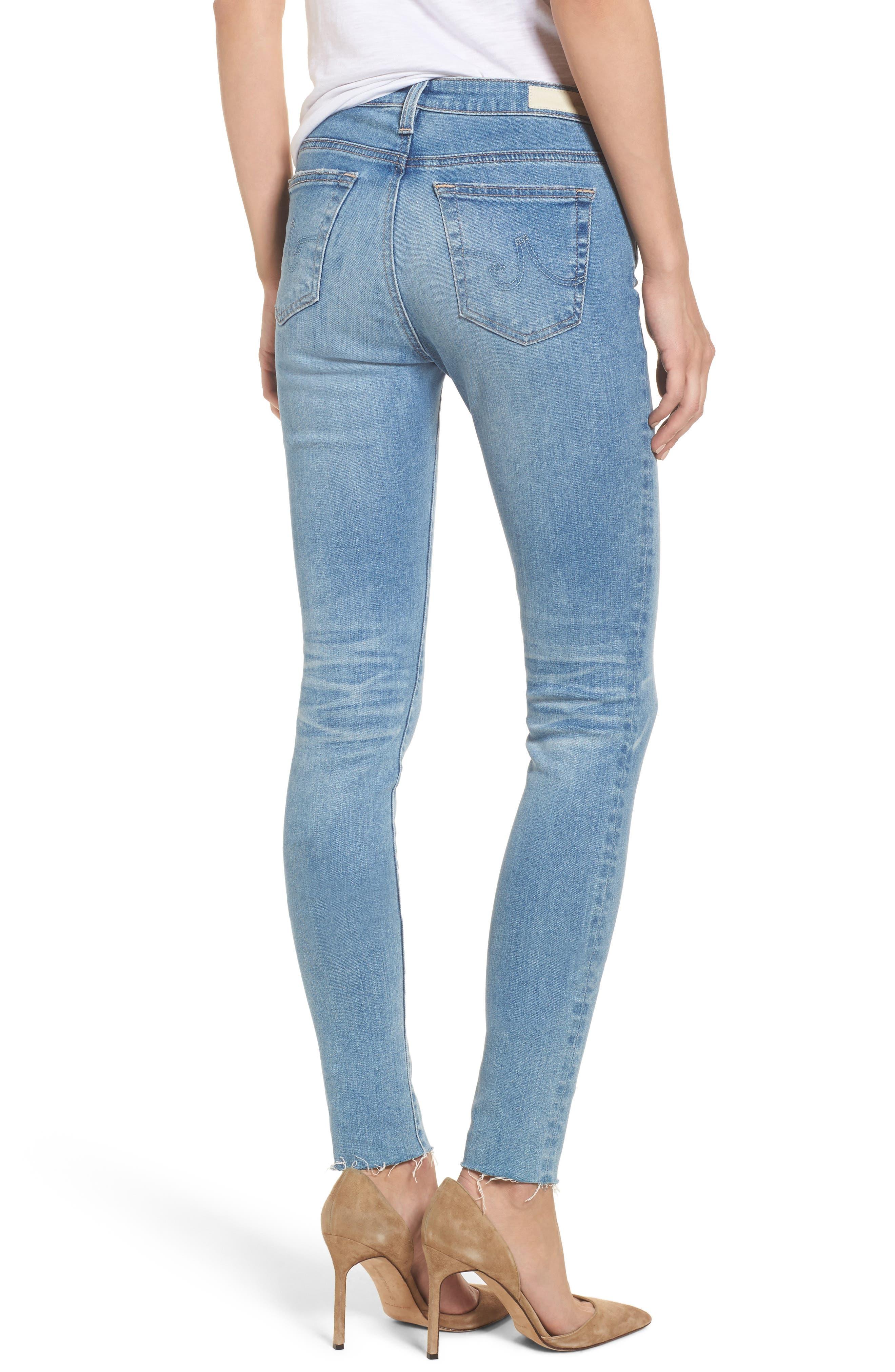 The Legging Super Skinny Jeans,                             Alternate thumbnail 2, color,