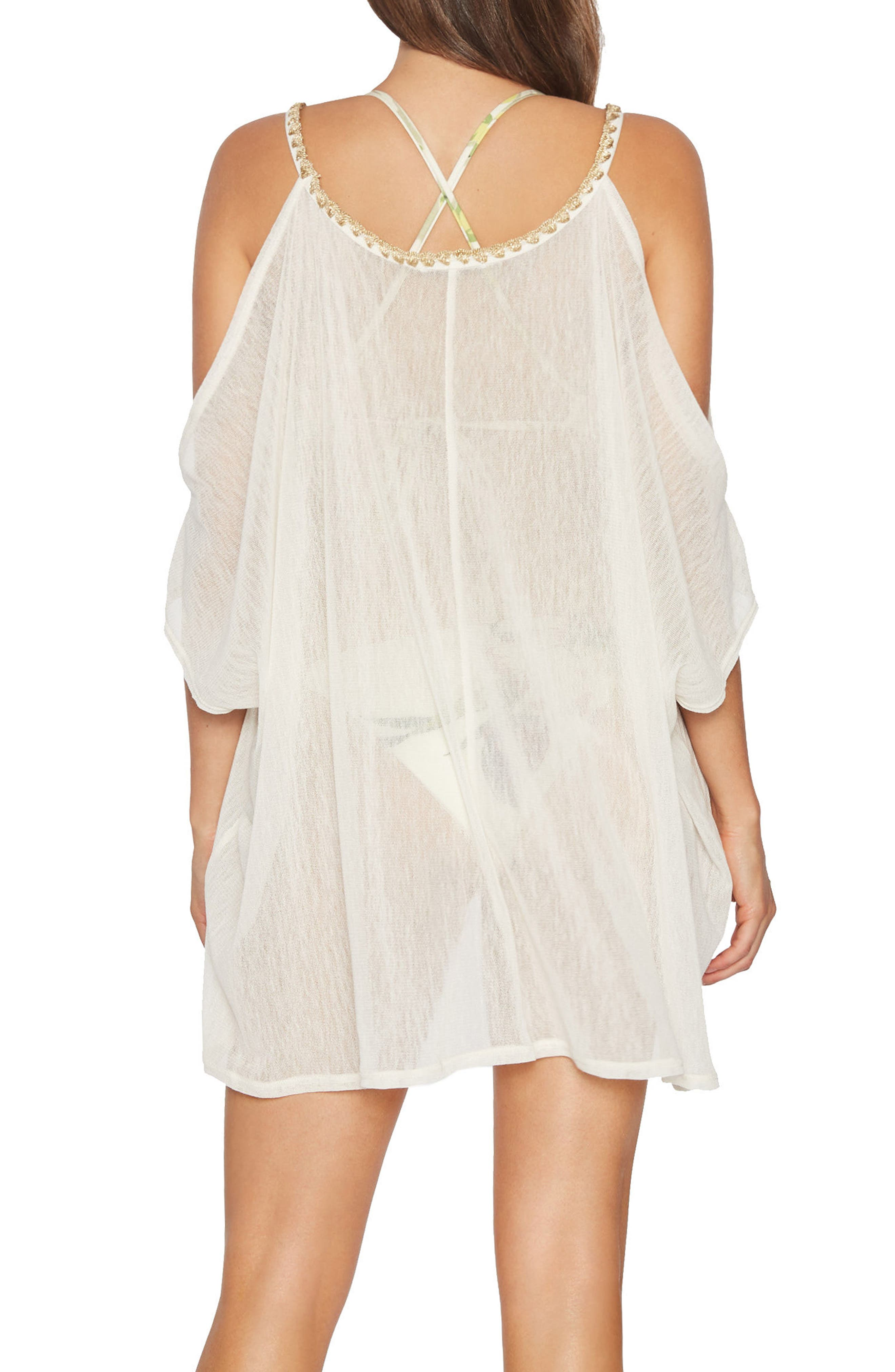 Francesca Cover-Up Tunic,                             Alternate thumbnail 2, color,