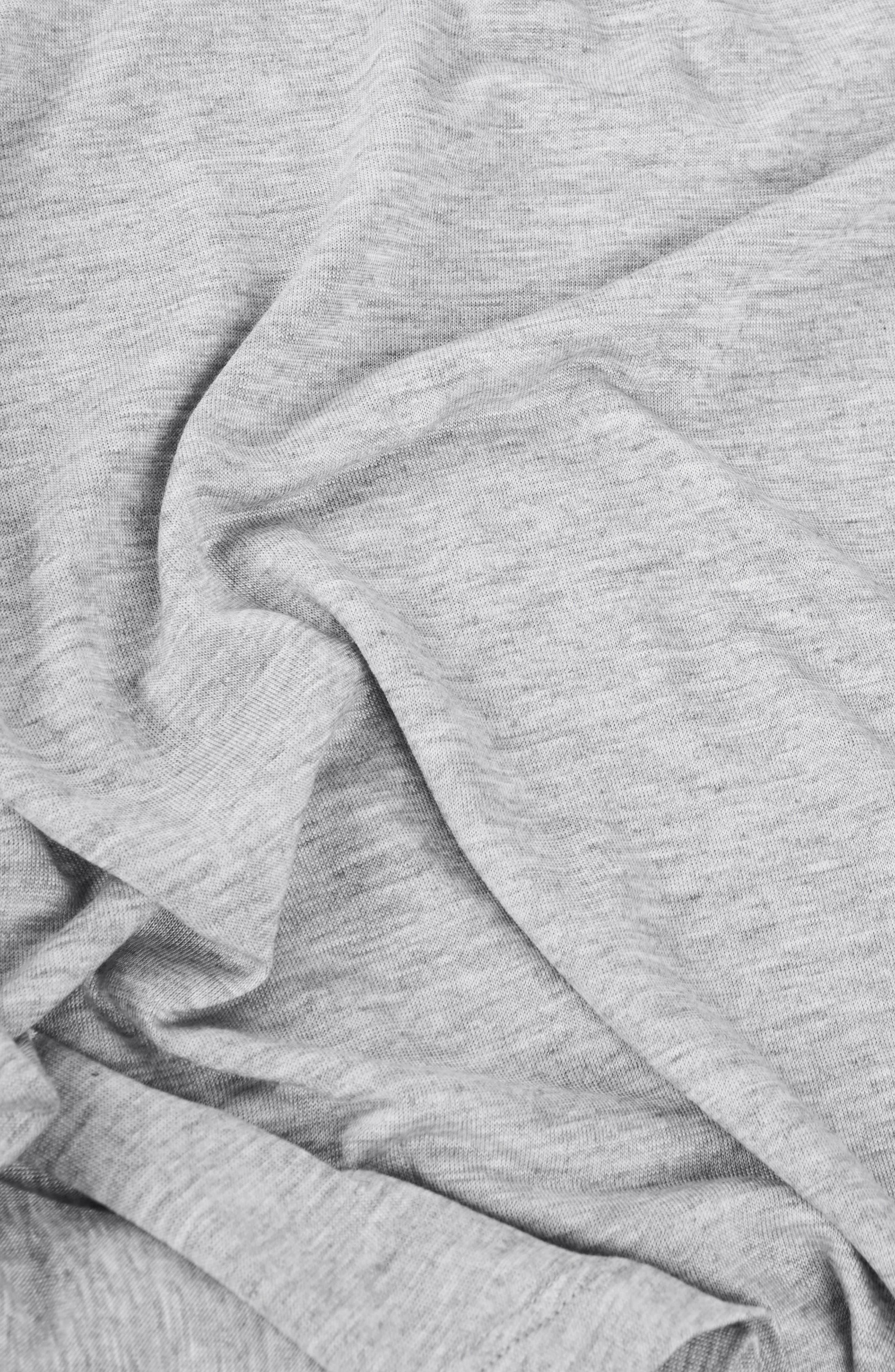 Lyocell Long Sleeve T-Shirt,                             Alternate thumbnail 12, color,