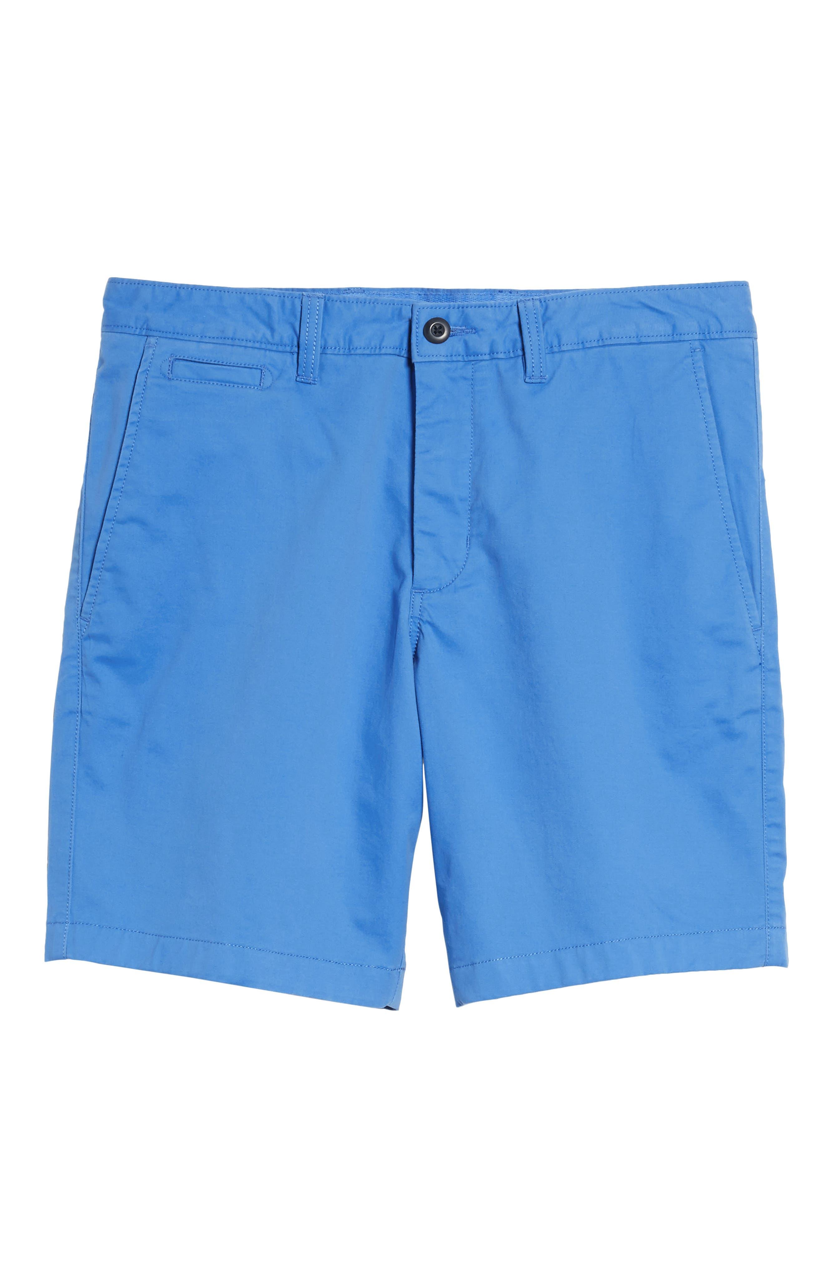 Ballard Slim Fit Stretch Chino 9-Inch Shorts,                             Alternate thumbnail 69, color,
