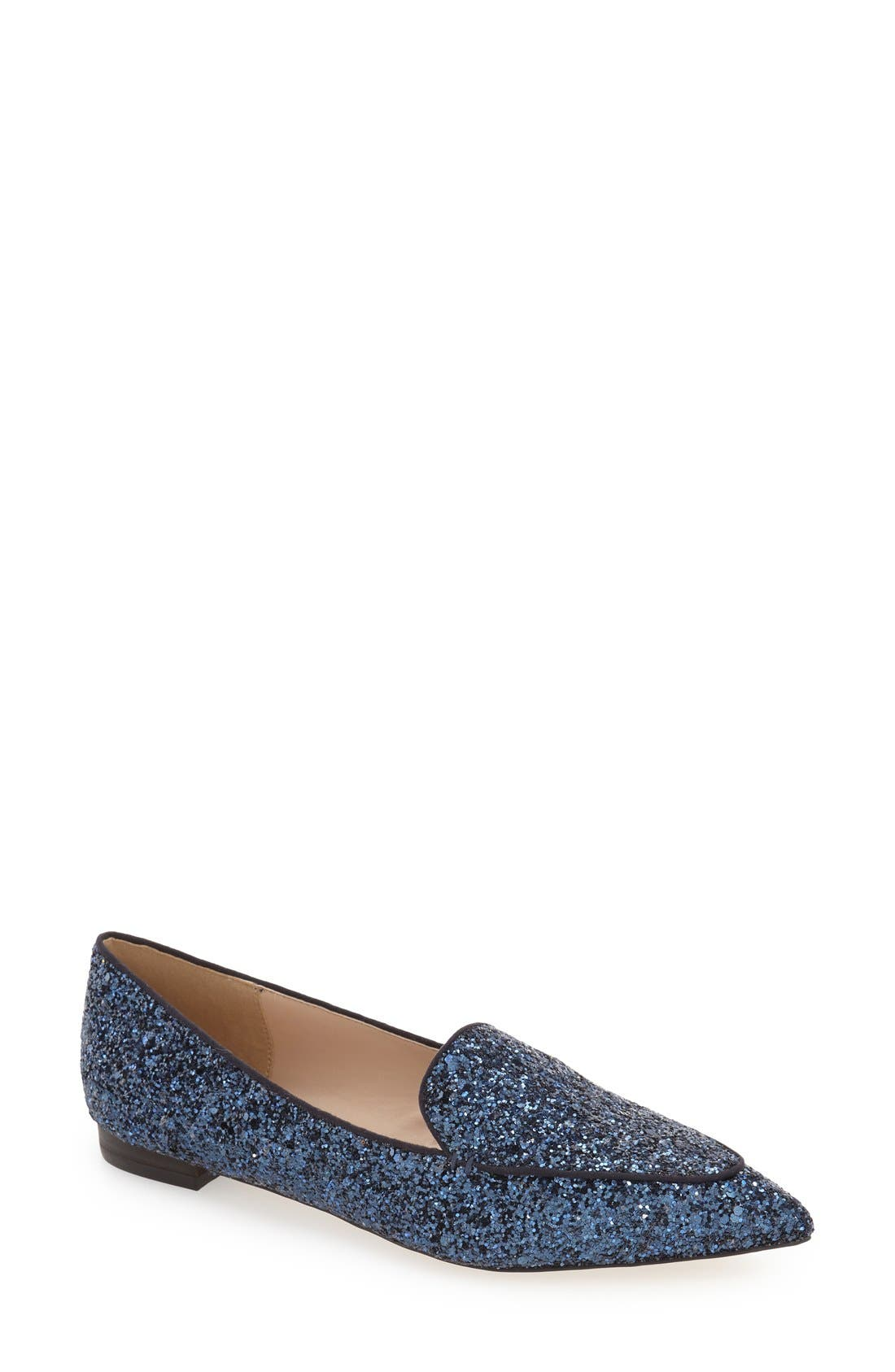 'Cammila' Pointy Toe Loafer,                             Main thumbnail 10, color,