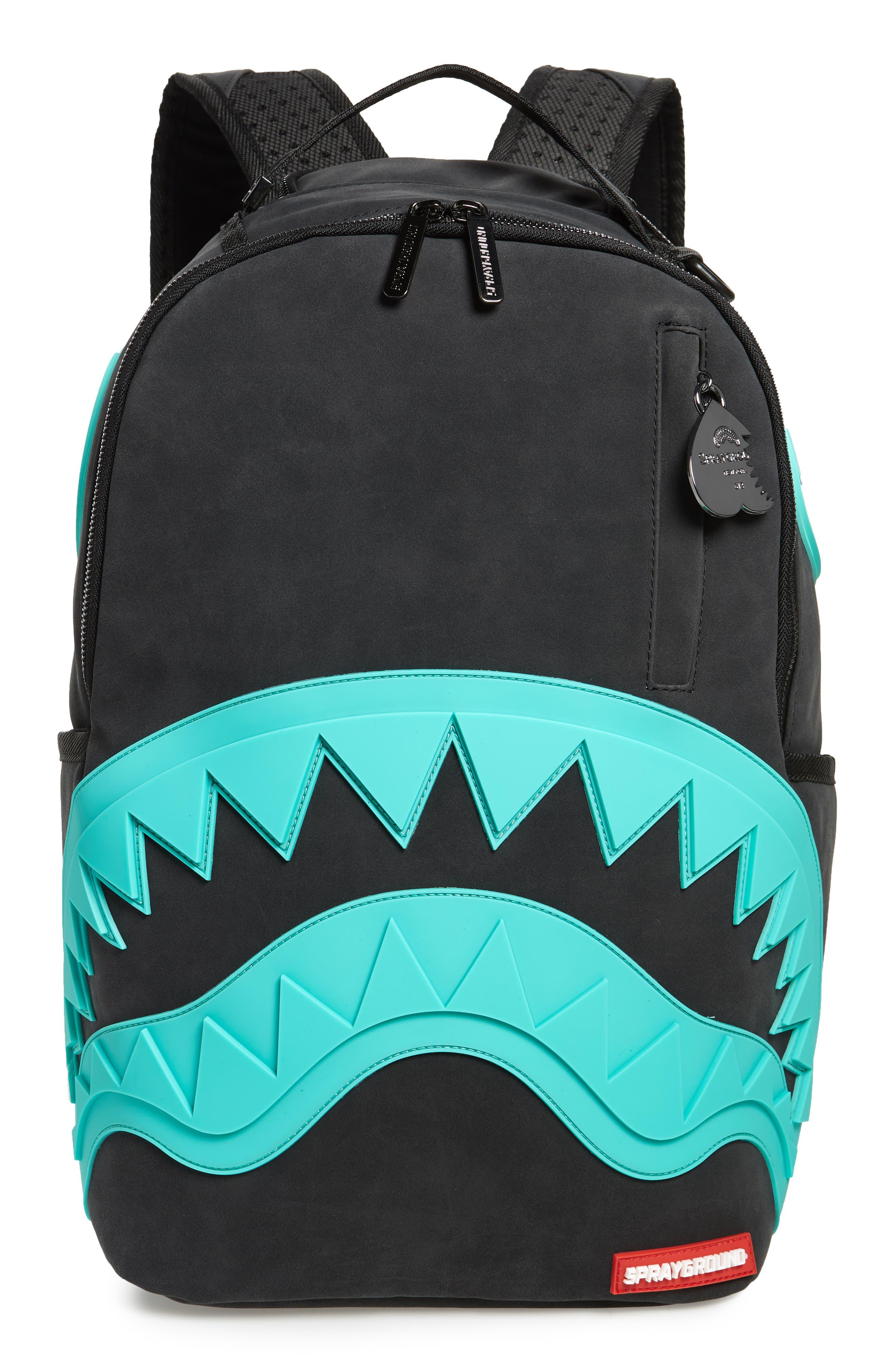 Tiff Shark Backpack,                         Main,                         color,
