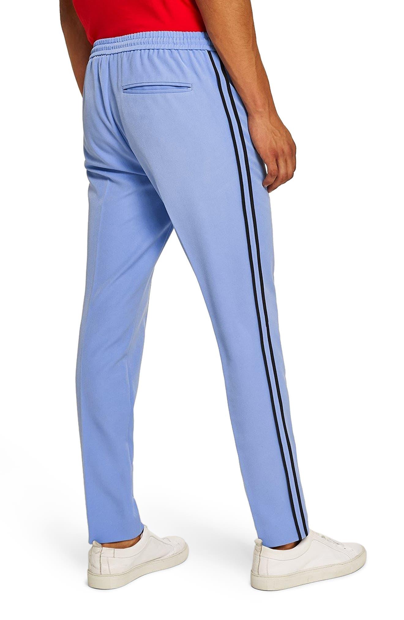 Binding Skinny Fit Jogger Pants,                             Alternate thumbnail 2, color,                             400