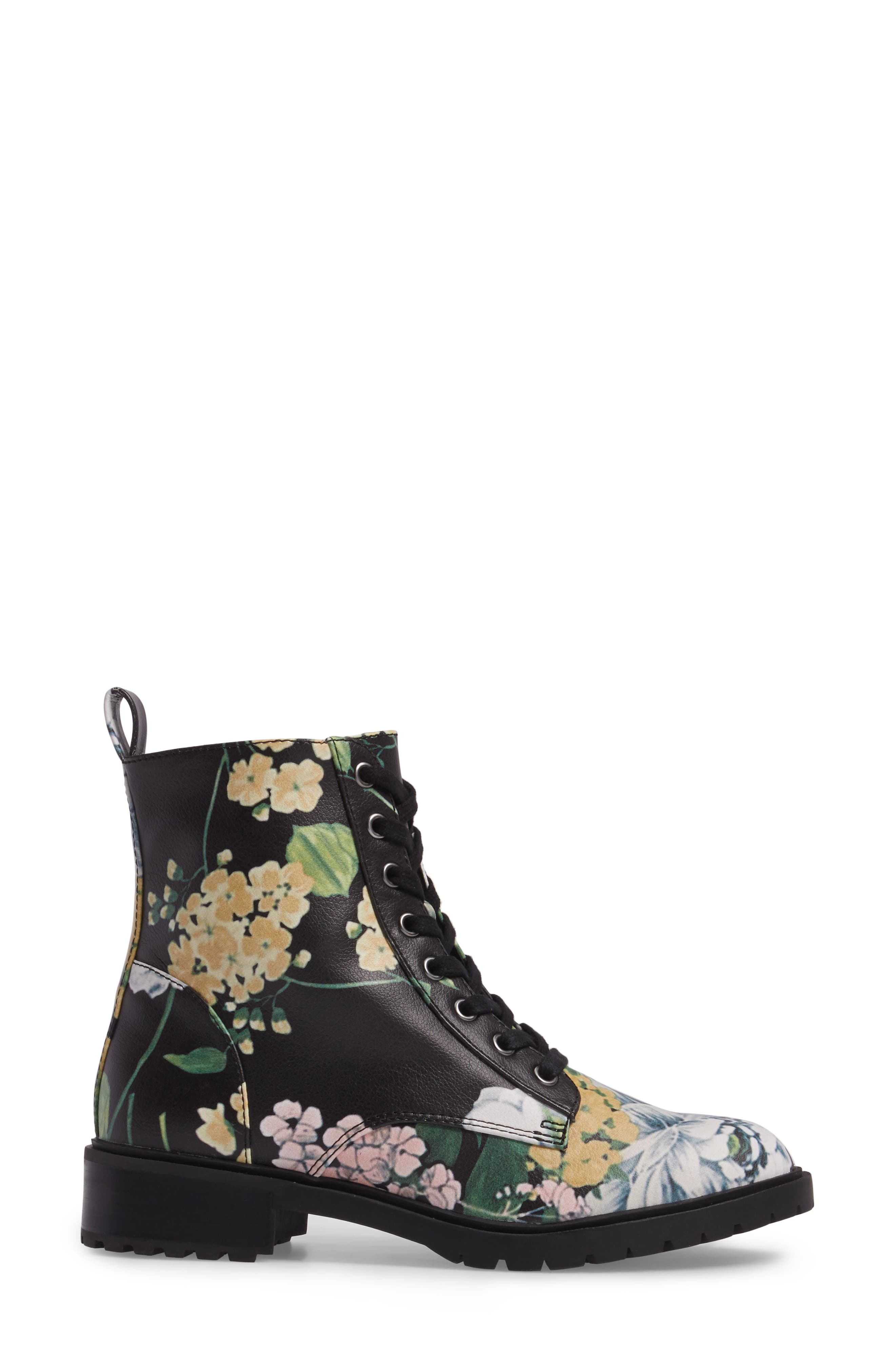 Officer Combat Boot,                             Alternate thumbnail 6, color,