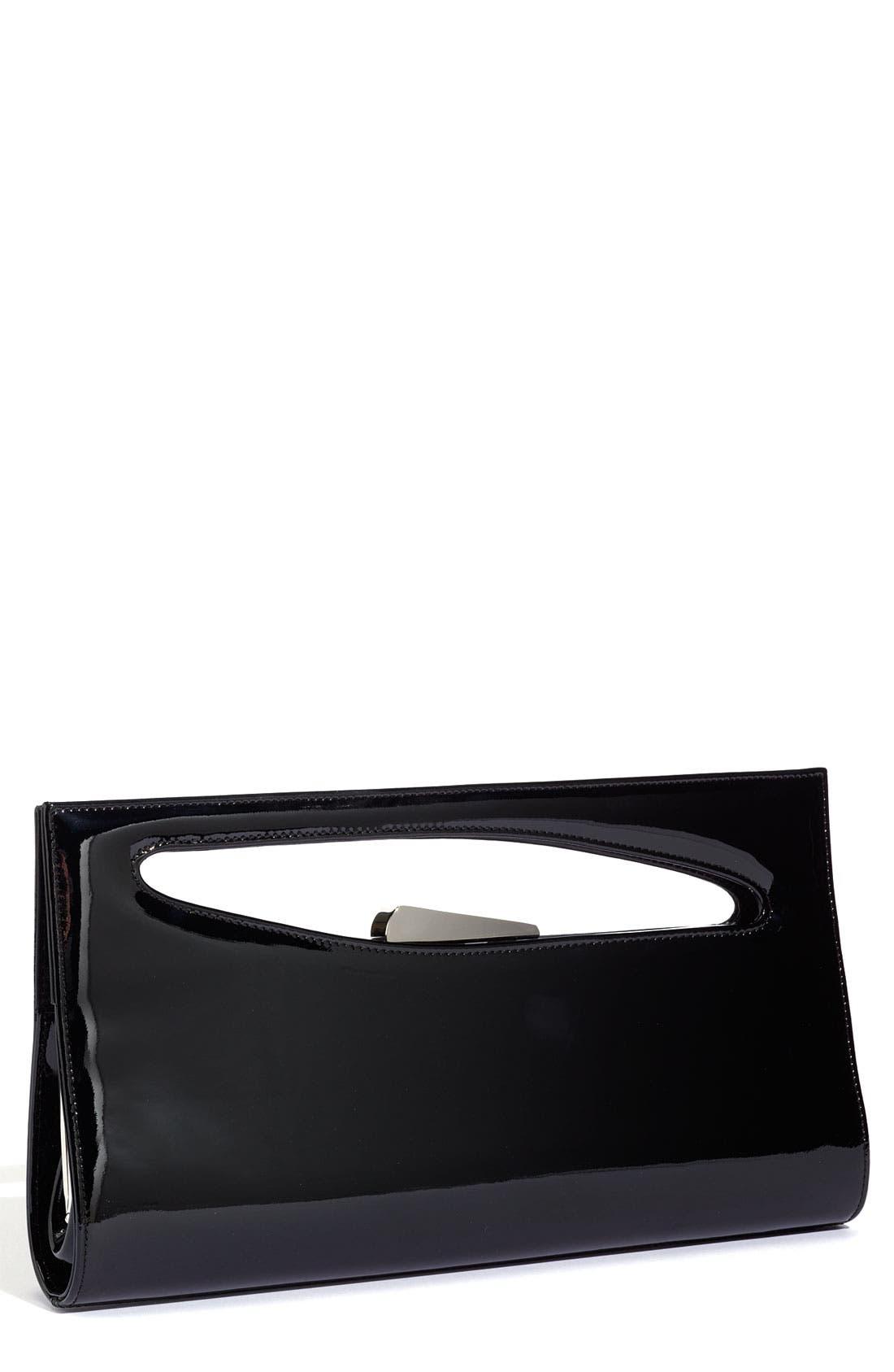 STUART WEITZMAN,                             'Grip' Handbag,                             Main thumbnail 1, color,                             002