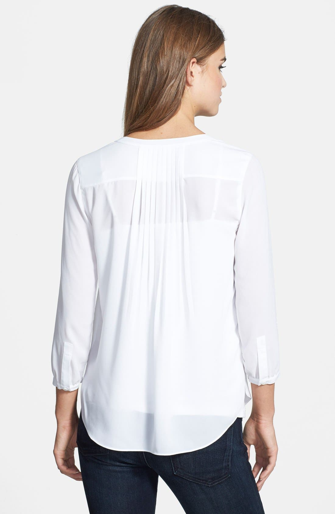 Henley Top,                             Alternate thumbnail 108, color,