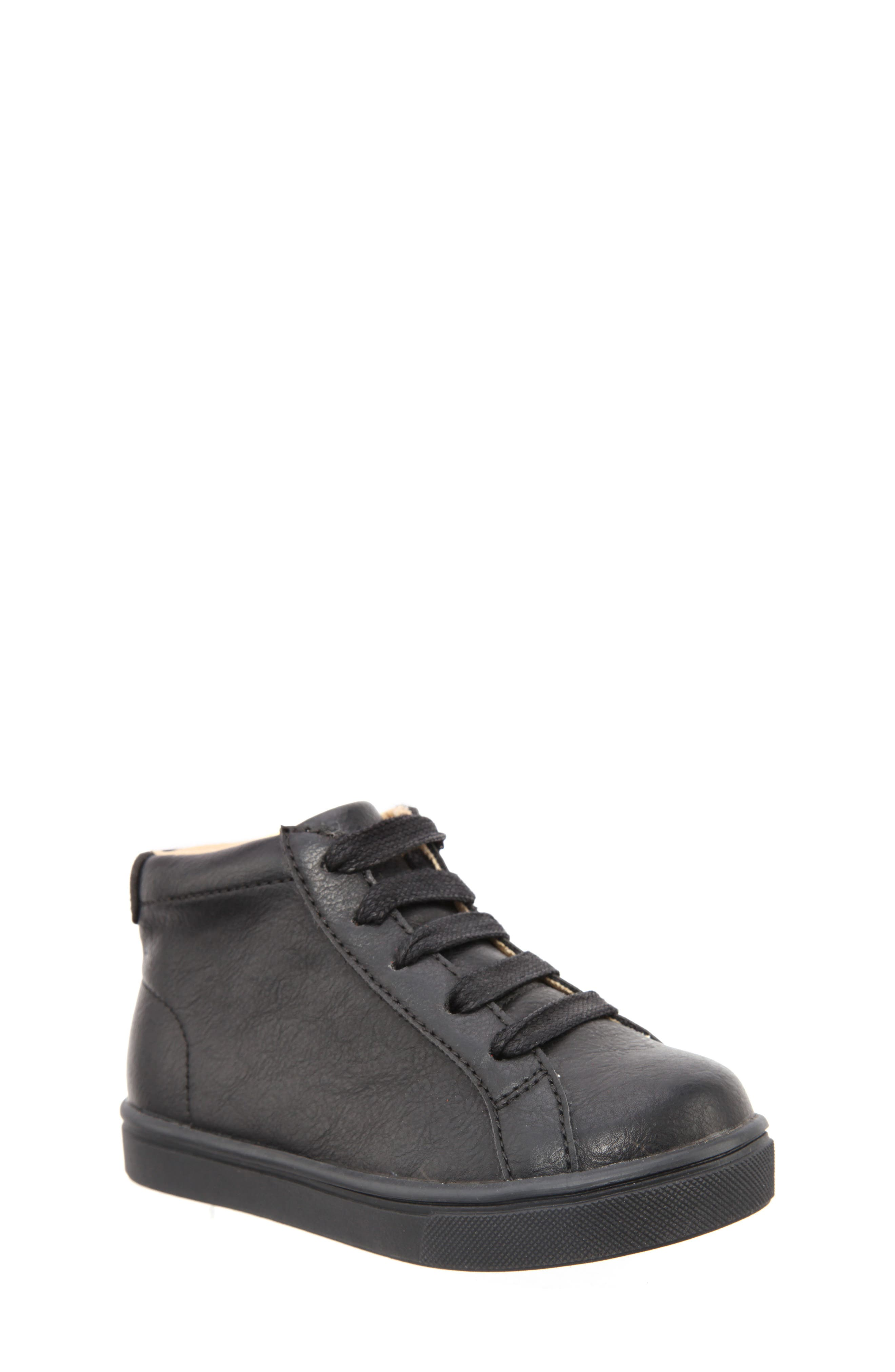 Ricky Mid Top Zip Sneaker,                         Main,                         color,