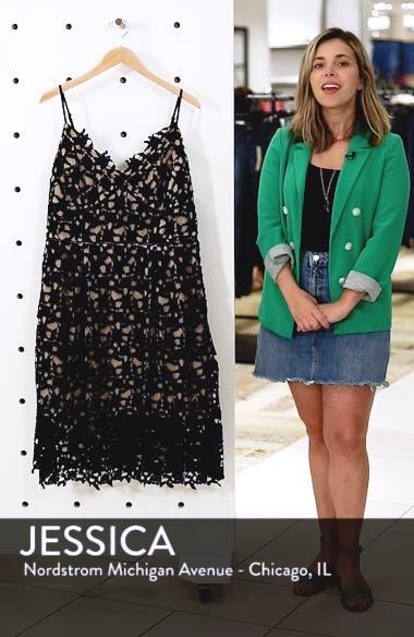 So Fancy Lace Dress, sales video thumbnail