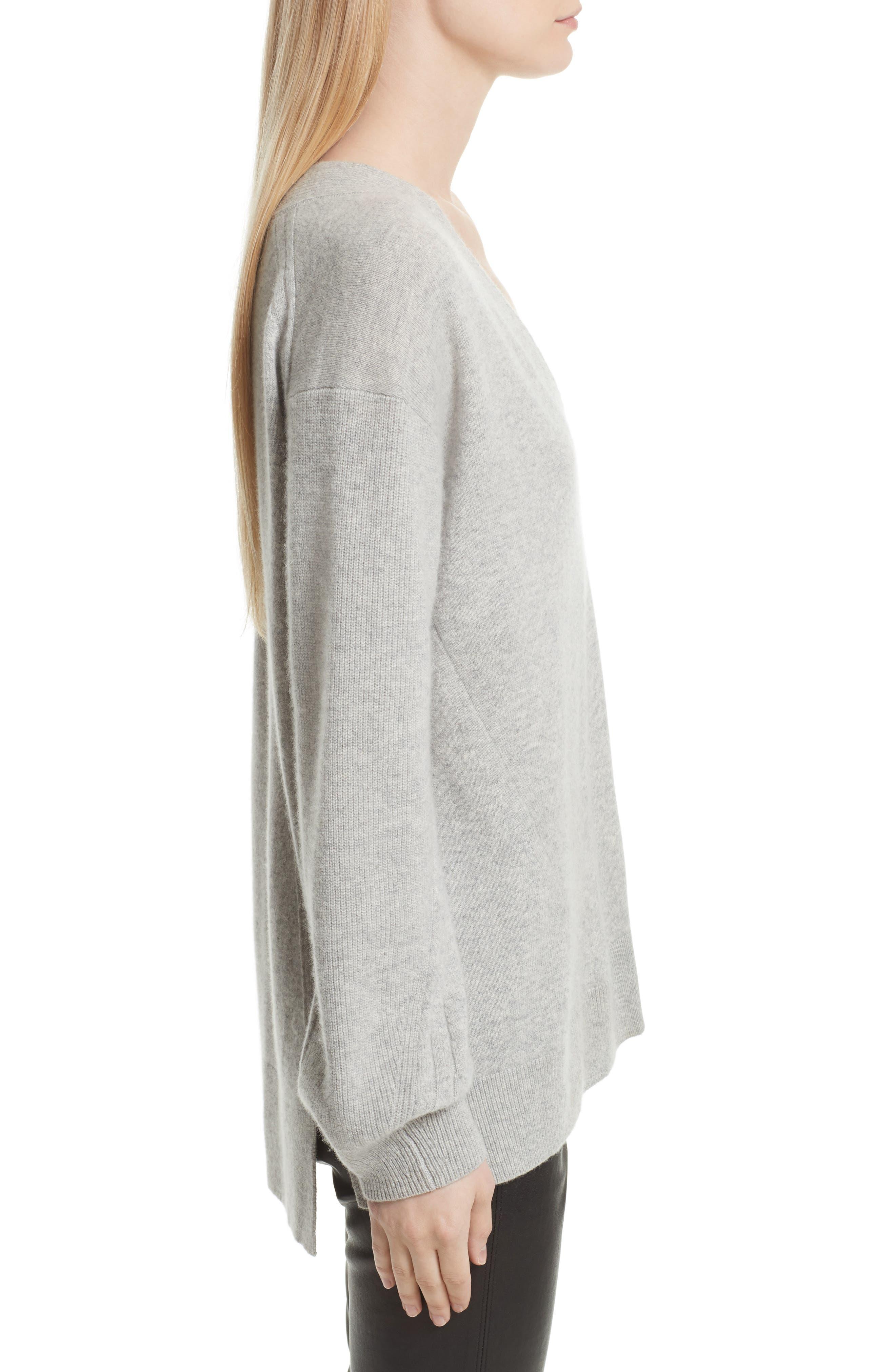 Ace Cashmere Sweater,                             Alternate thumbnail 3, color,                             058